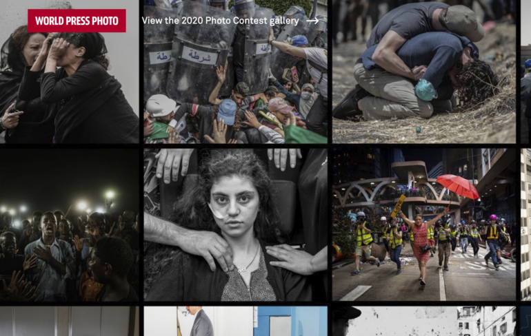 Should Parachute Journalism Be Nominated For Photo Awards?