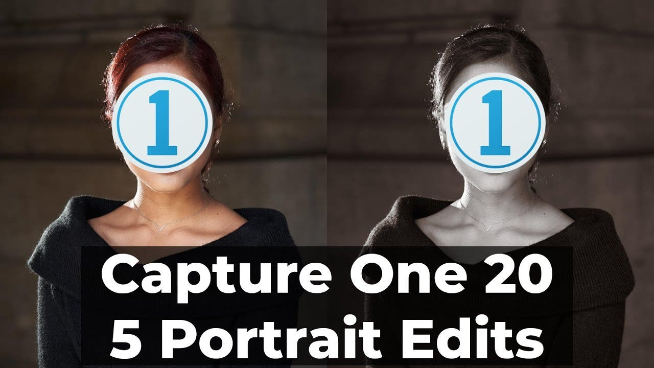Learn How to Edit Portraits Like a Pro in Capture One 20 with This Guide