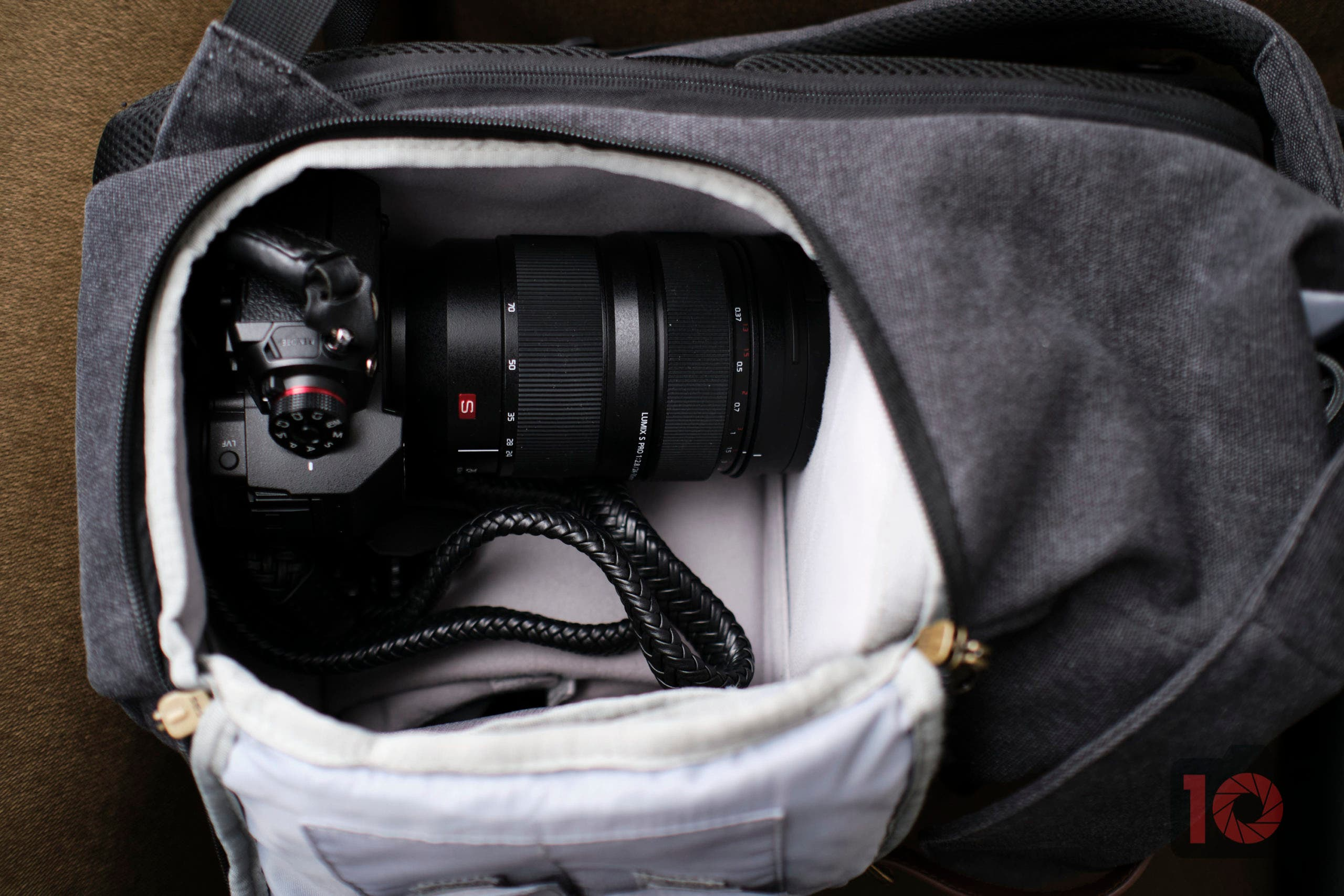Less Than 65 And Great The Bagsmart Camera Backpack Review