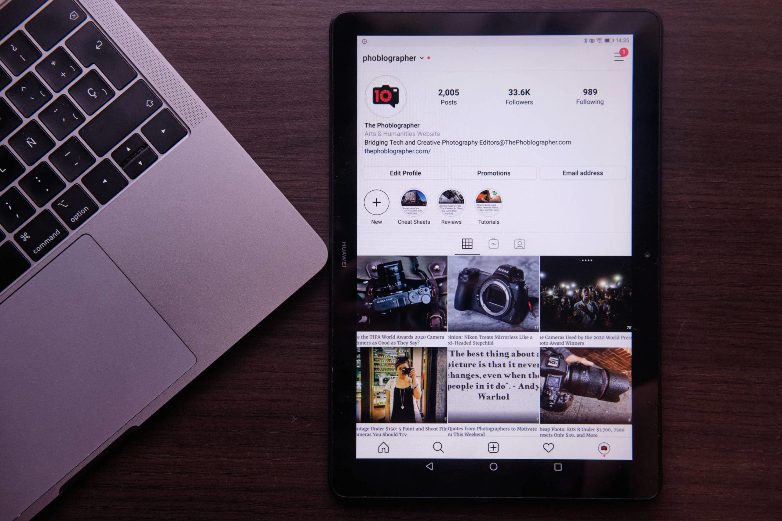 The Instagram Portfolio: The Essential Checklist for a Photographer