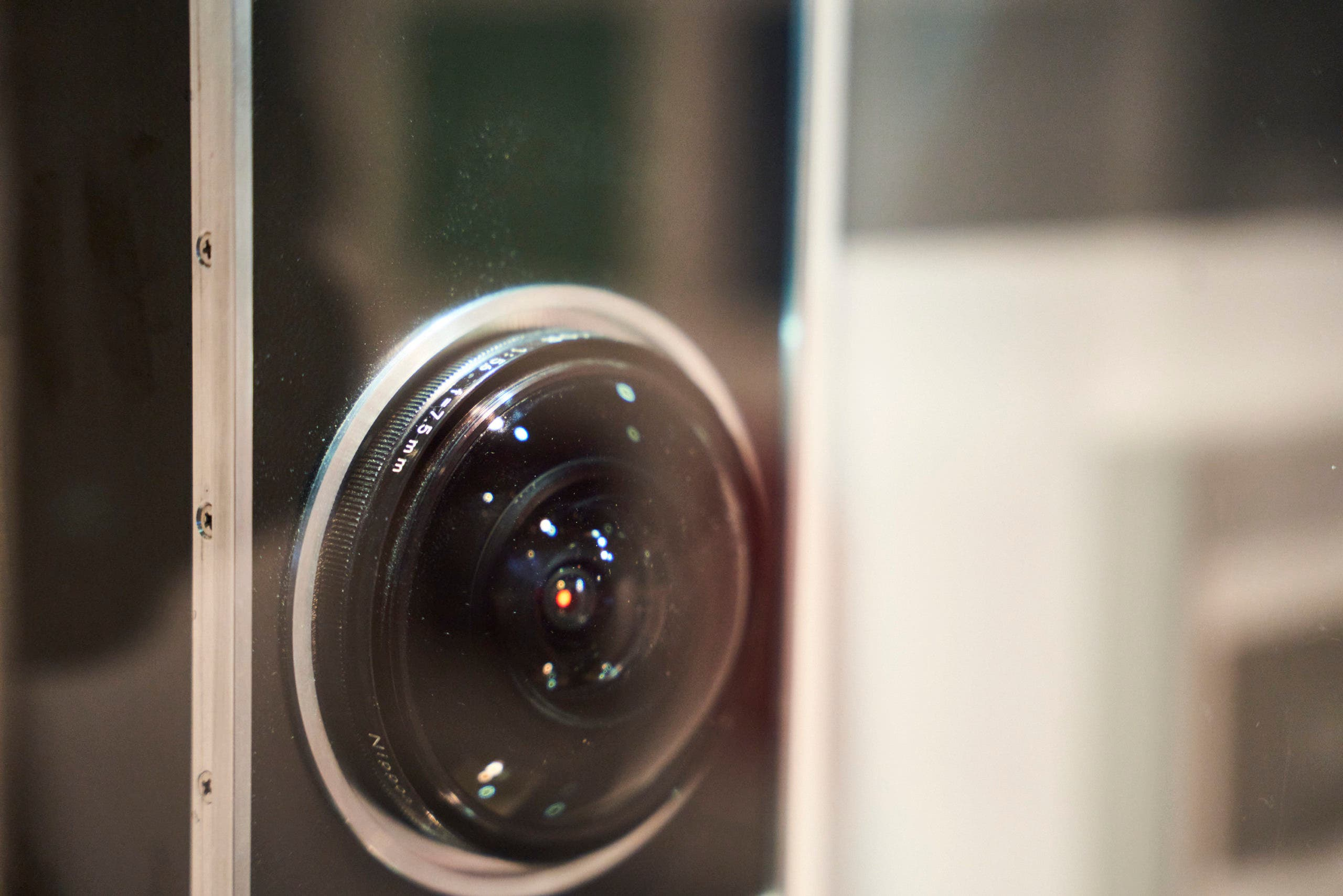 HAL 9000: How This Nikon Fisheye Lens Inspired Hollywood and Culture