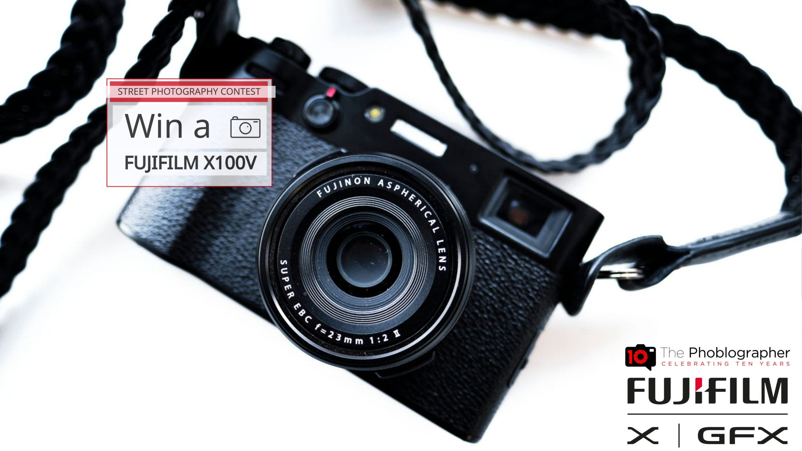 Let's Go! You've Got a Few Days Left to Win a Fujifilm X100V in Our Photo Contest!