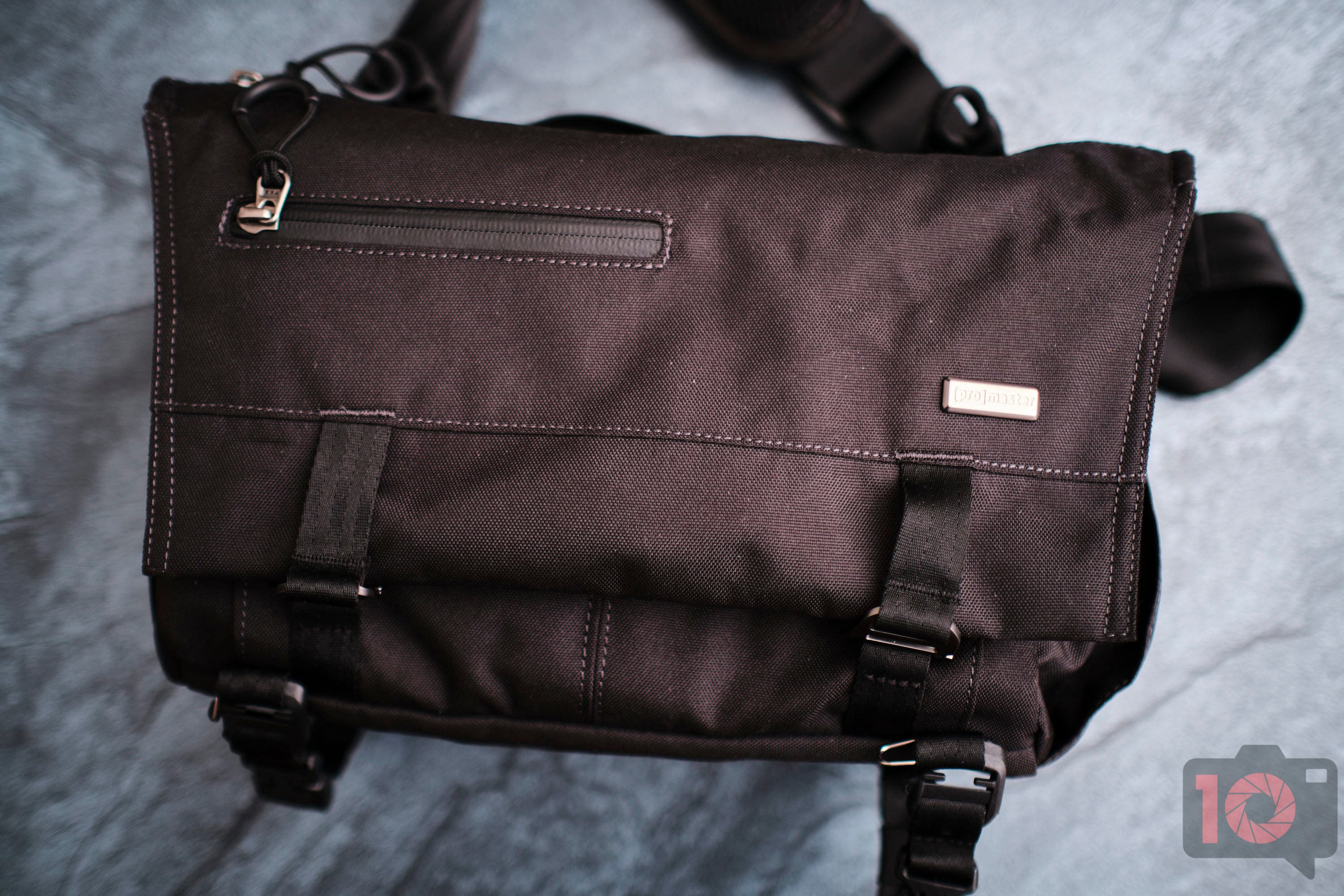 Very Comfortable Camera Bag: ProMaster Jasper Medium Satchel Review