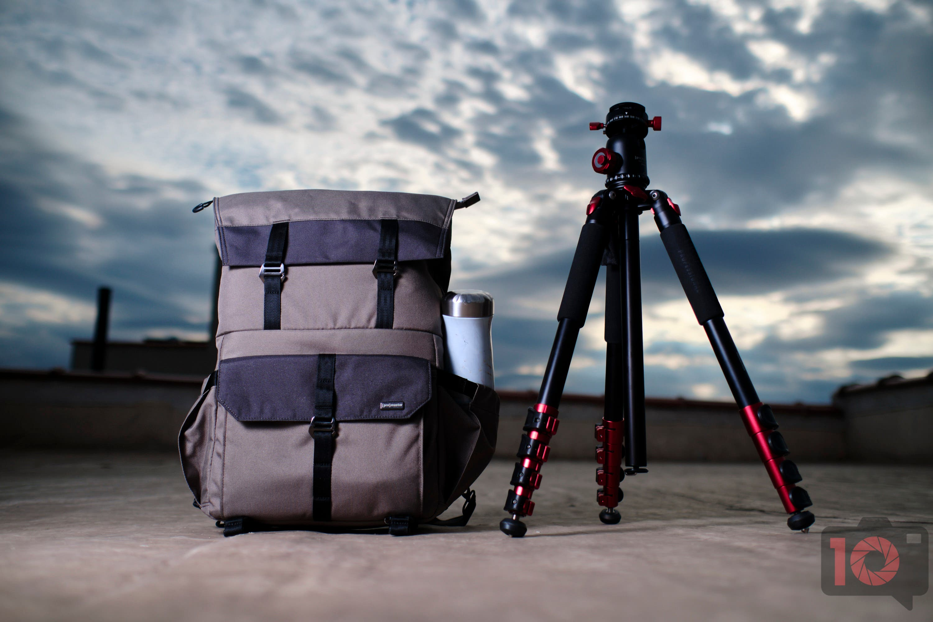 For the Outdoor Photographer at $149: Promaster Jasper Halfpack Review