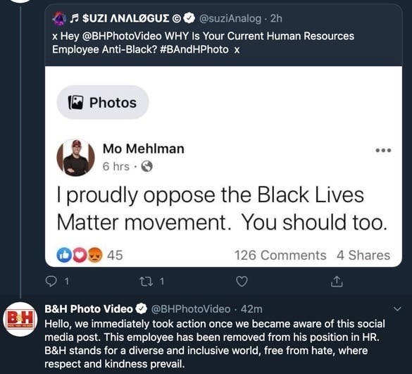 The Phoblographer's Official Statement on Racism, BLM, and the Industry