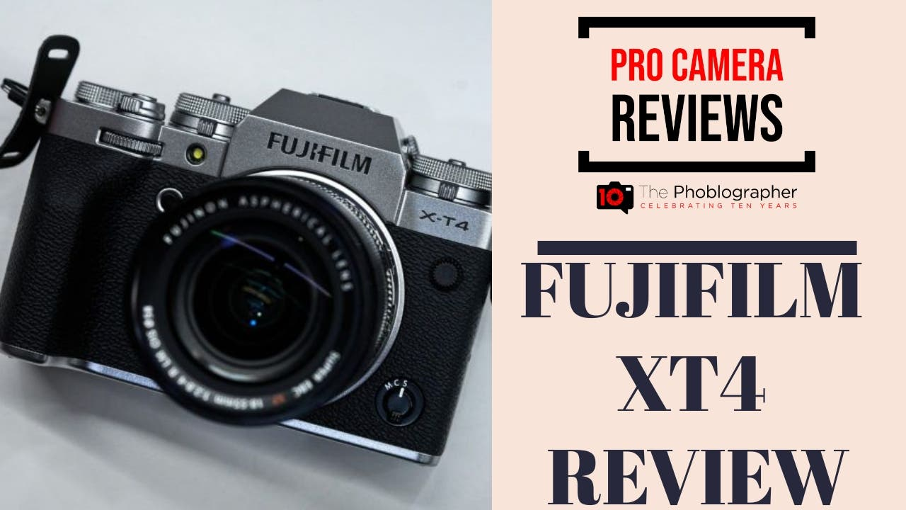Video Review: Is the Fujifilm XT4 Your Next Camera?