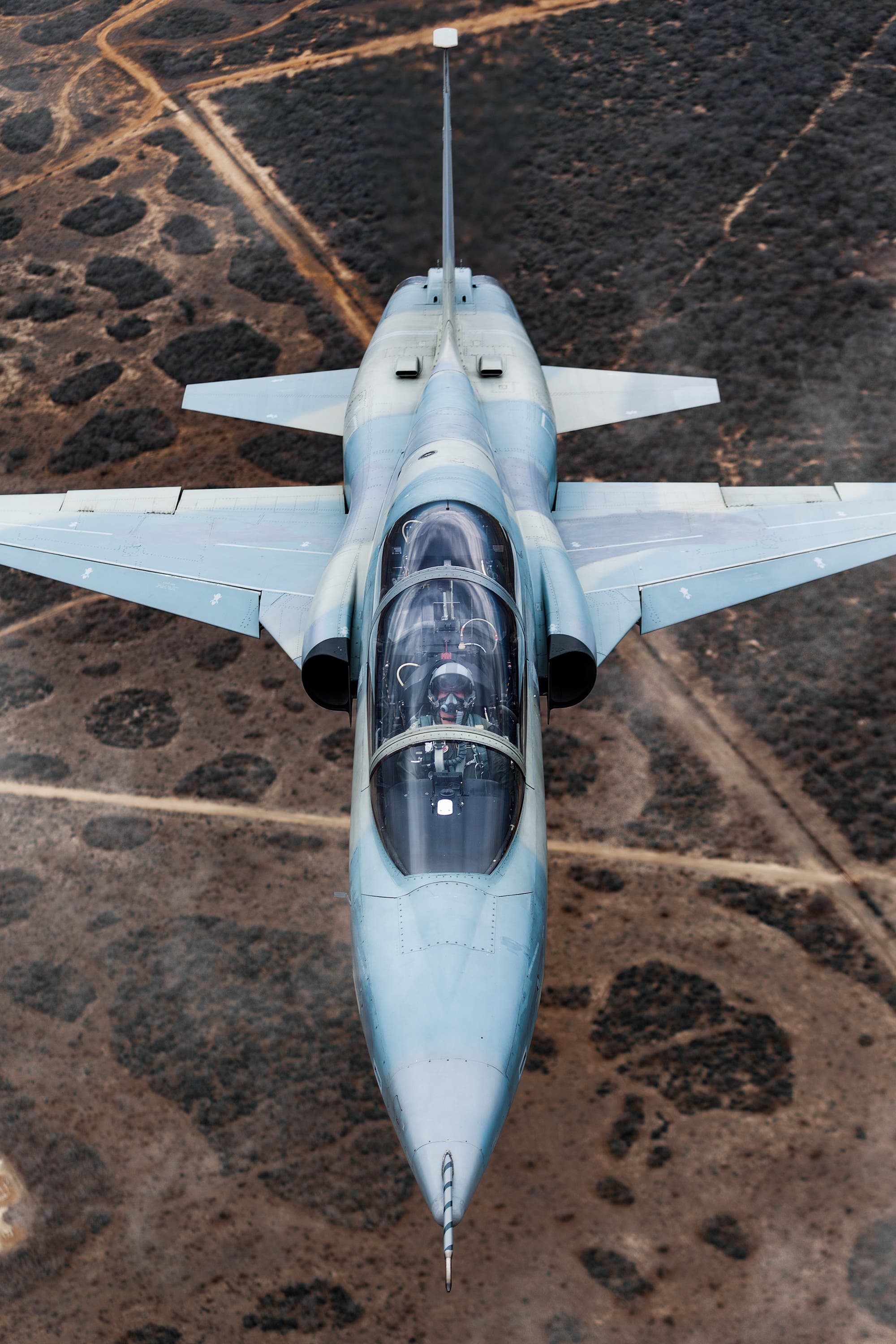 While in Mid Air, Bradley Wentzel Photographs Planes Like No Other