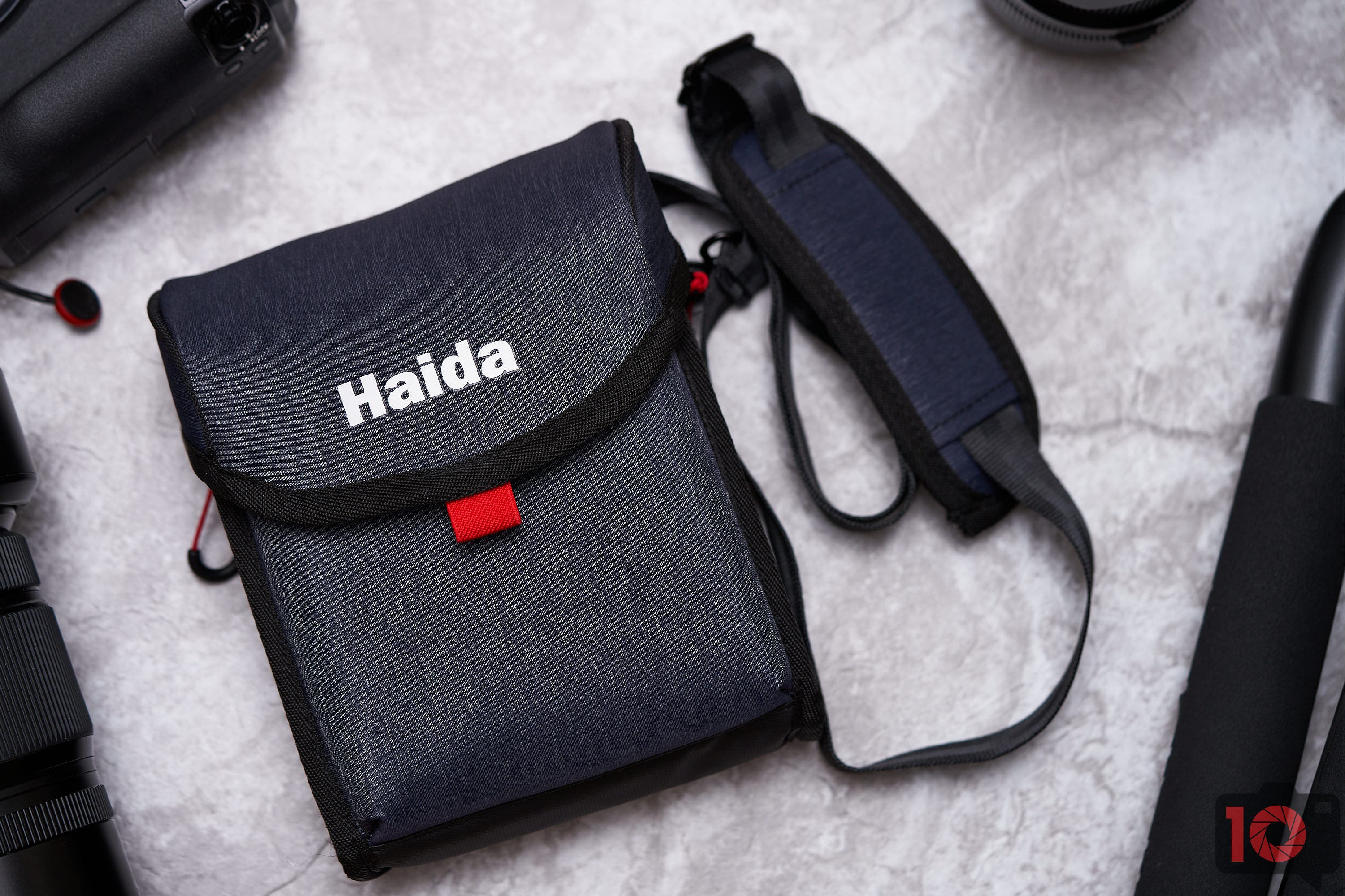 Juggling a Bunch of Filters? The Haida M10 Filter Pouch Has You Covered