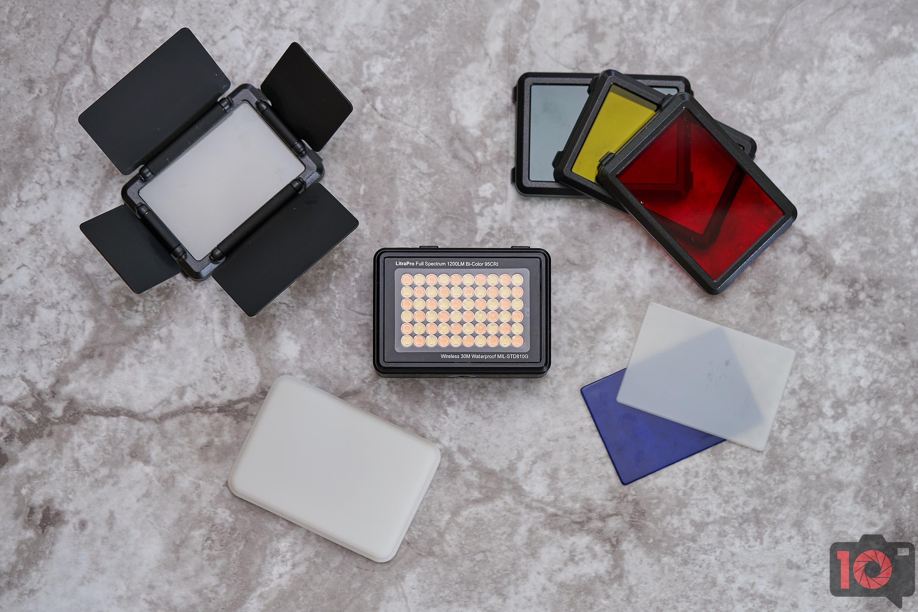 We Tested the 3 Best LED Lights for Photographers