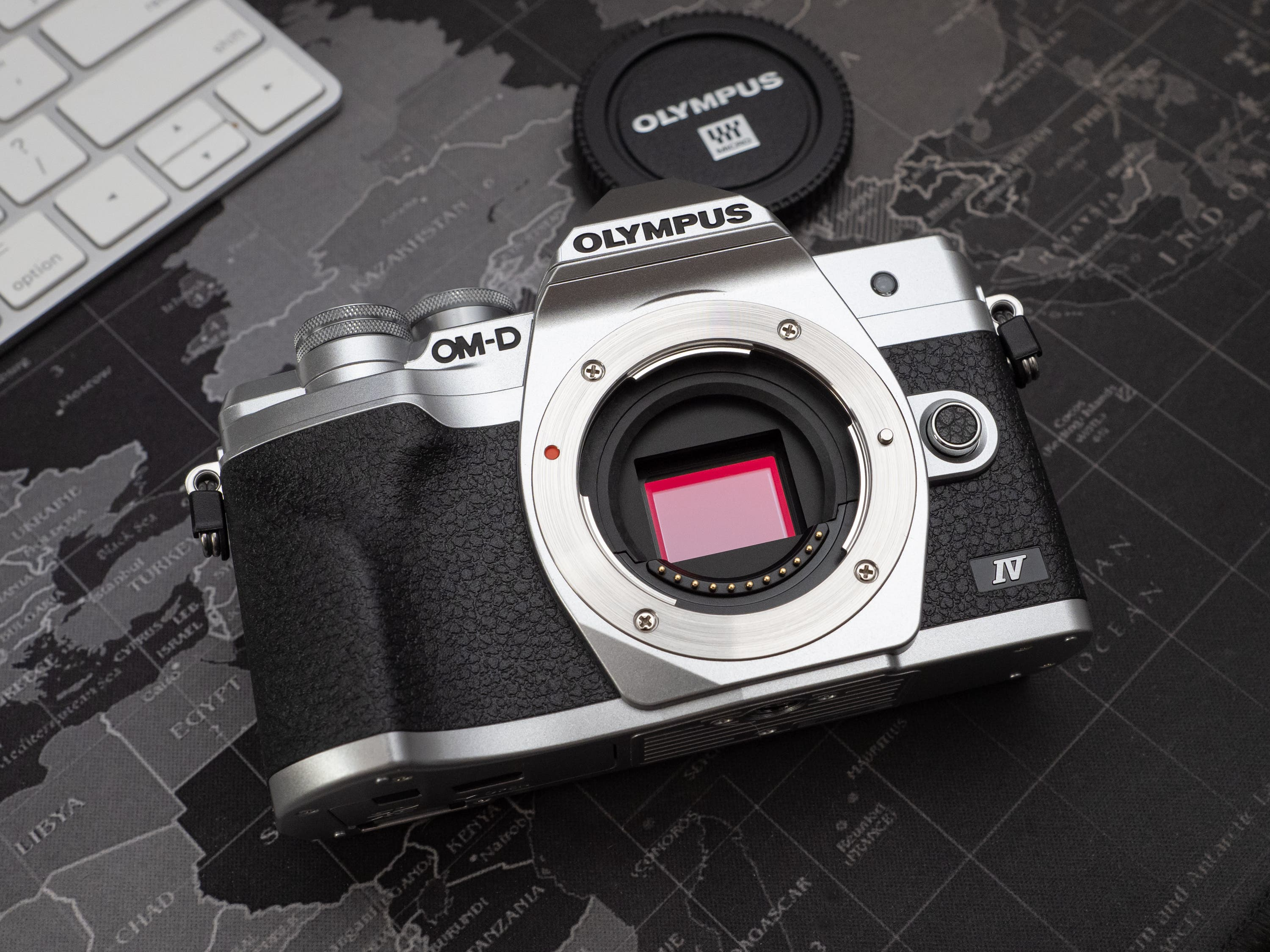 It's Different, But Still the Same: Olympus EM10 IV First Impressions