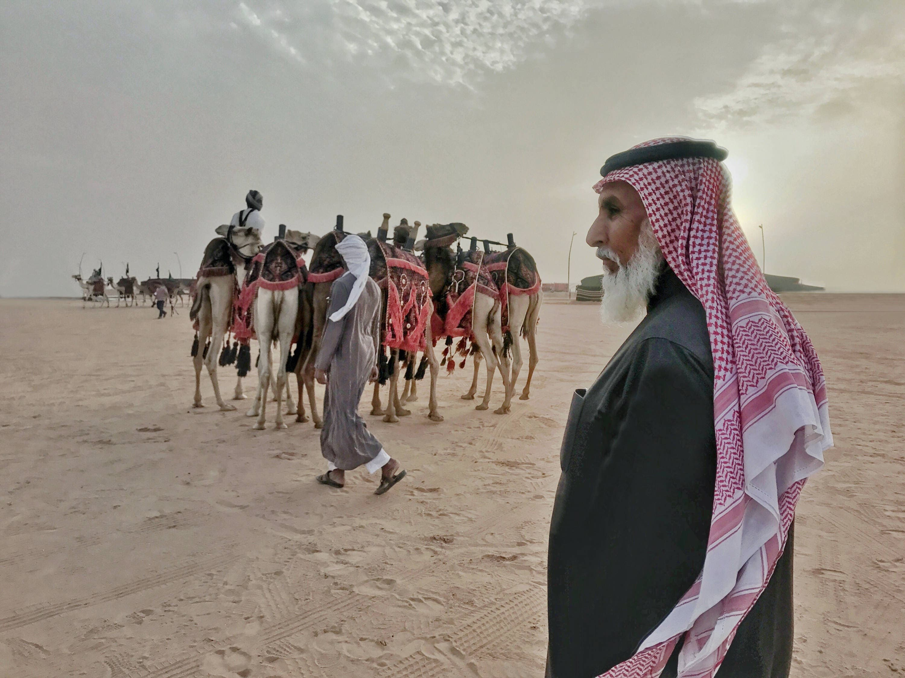 Why Street Photography is Easy for Norah Alamri In Saudi Arabia