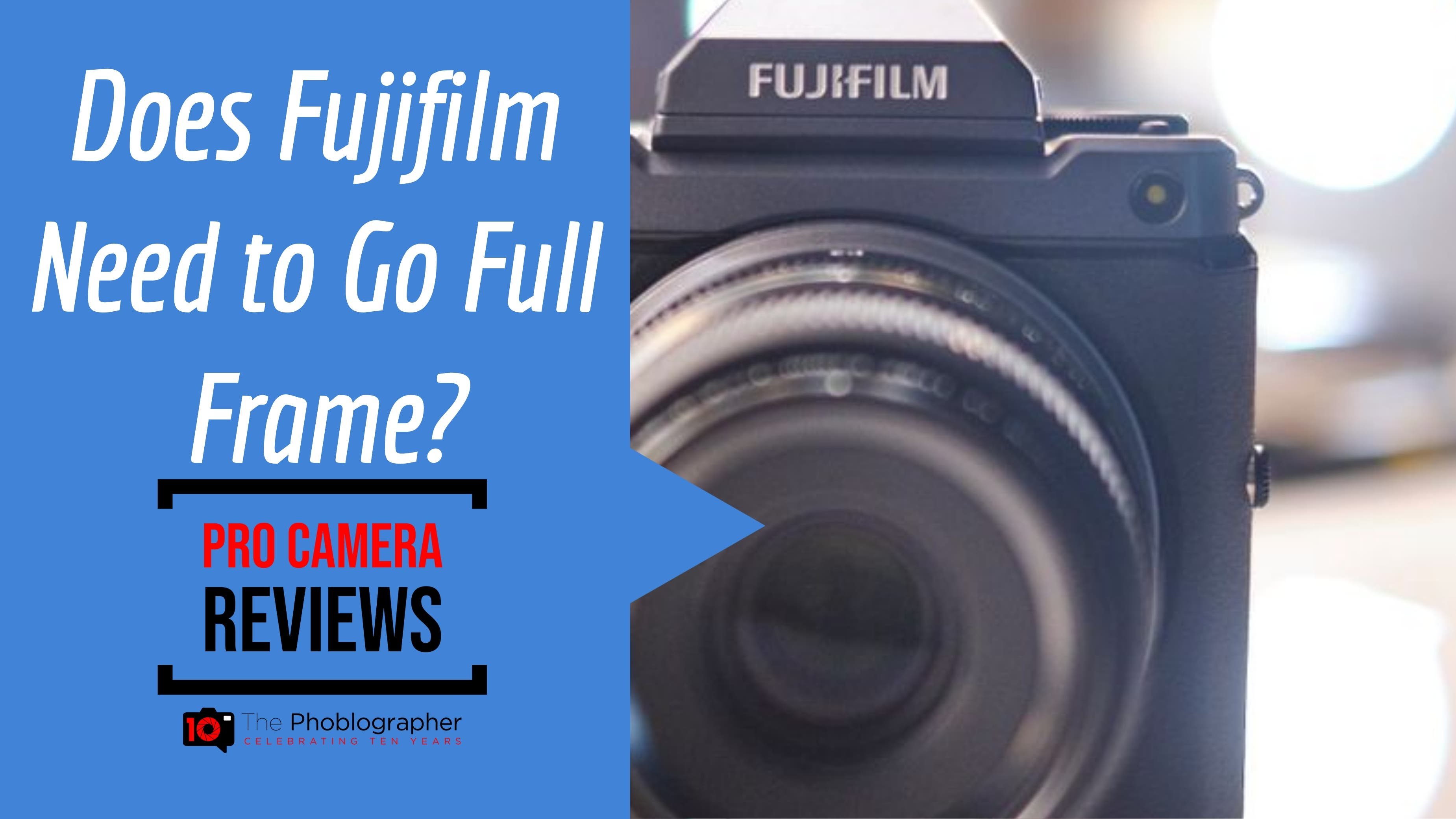 With No Fujifilm Full Frame Camera, Will They End Up Like Pentax?