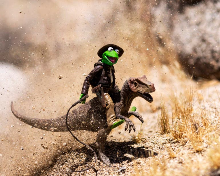 Toy Story: How This Photographer Brings His Toys to Life