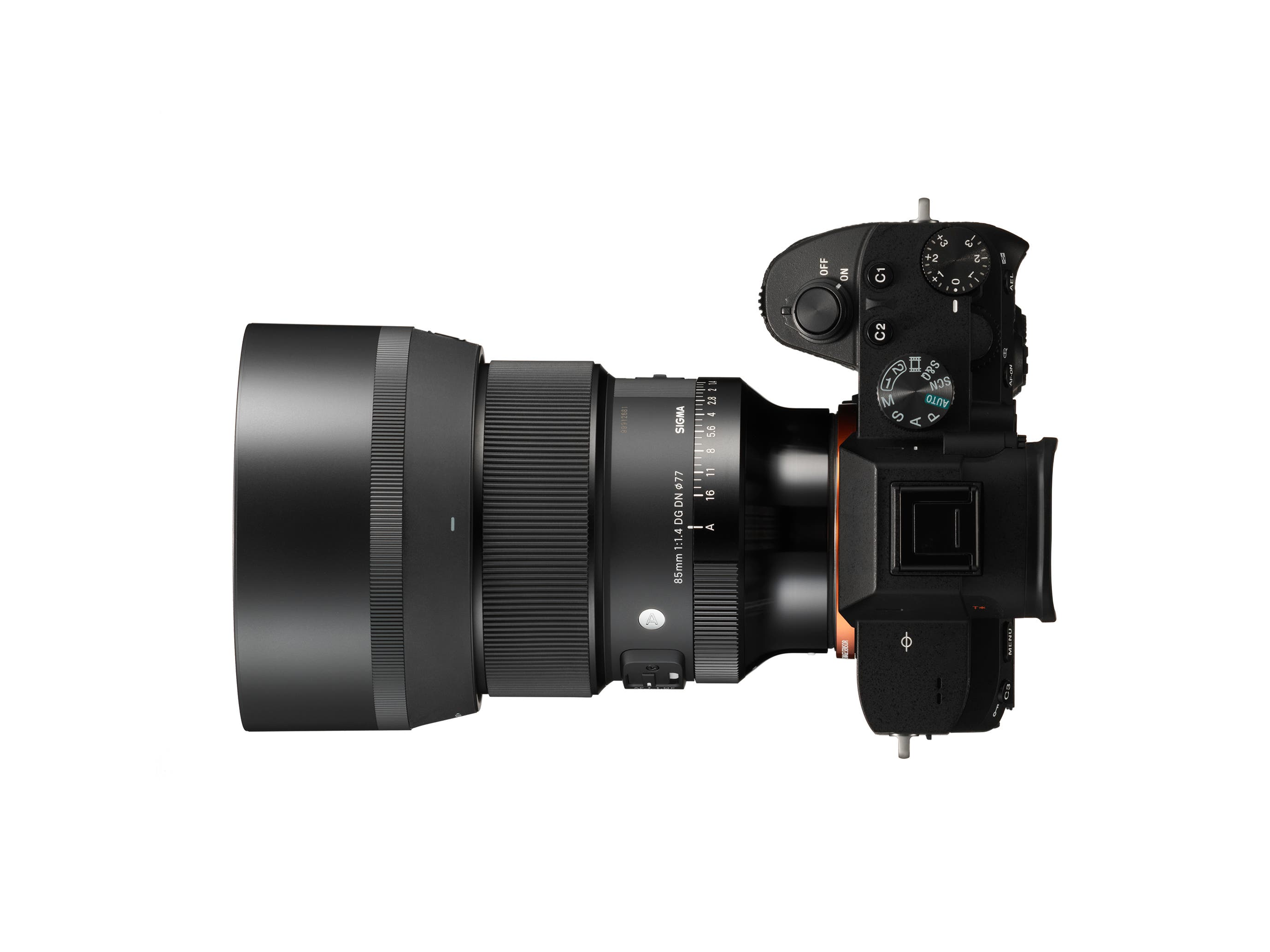 The Sigma 85mm F1.4 DG DN Art Solves an Issue with Aperture Rings