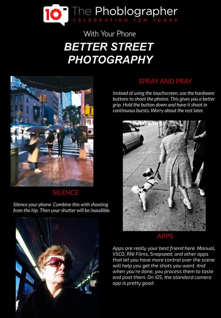 Photography Cheat Sheets