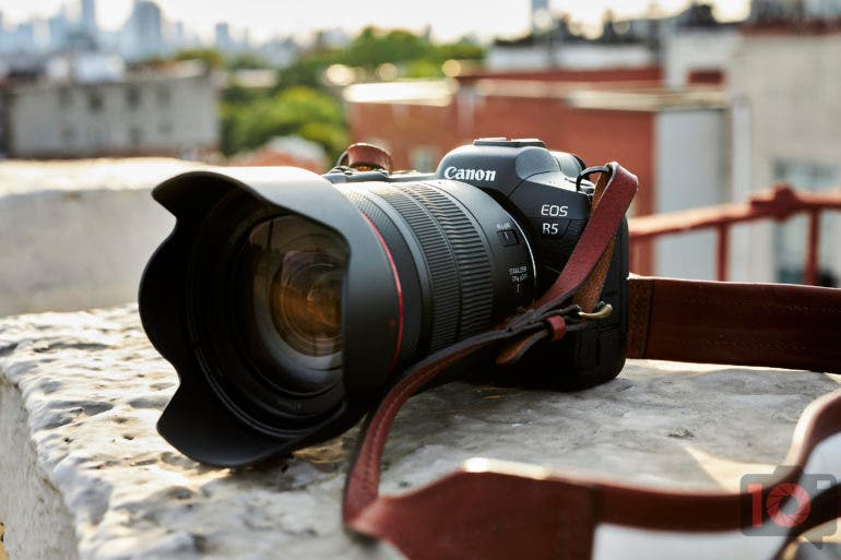 Professional Grade Mirrorless Cameras