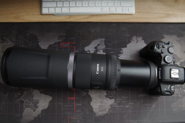 I Can See Russia from Here: The Canon RF 800mm F11 IS STM Review