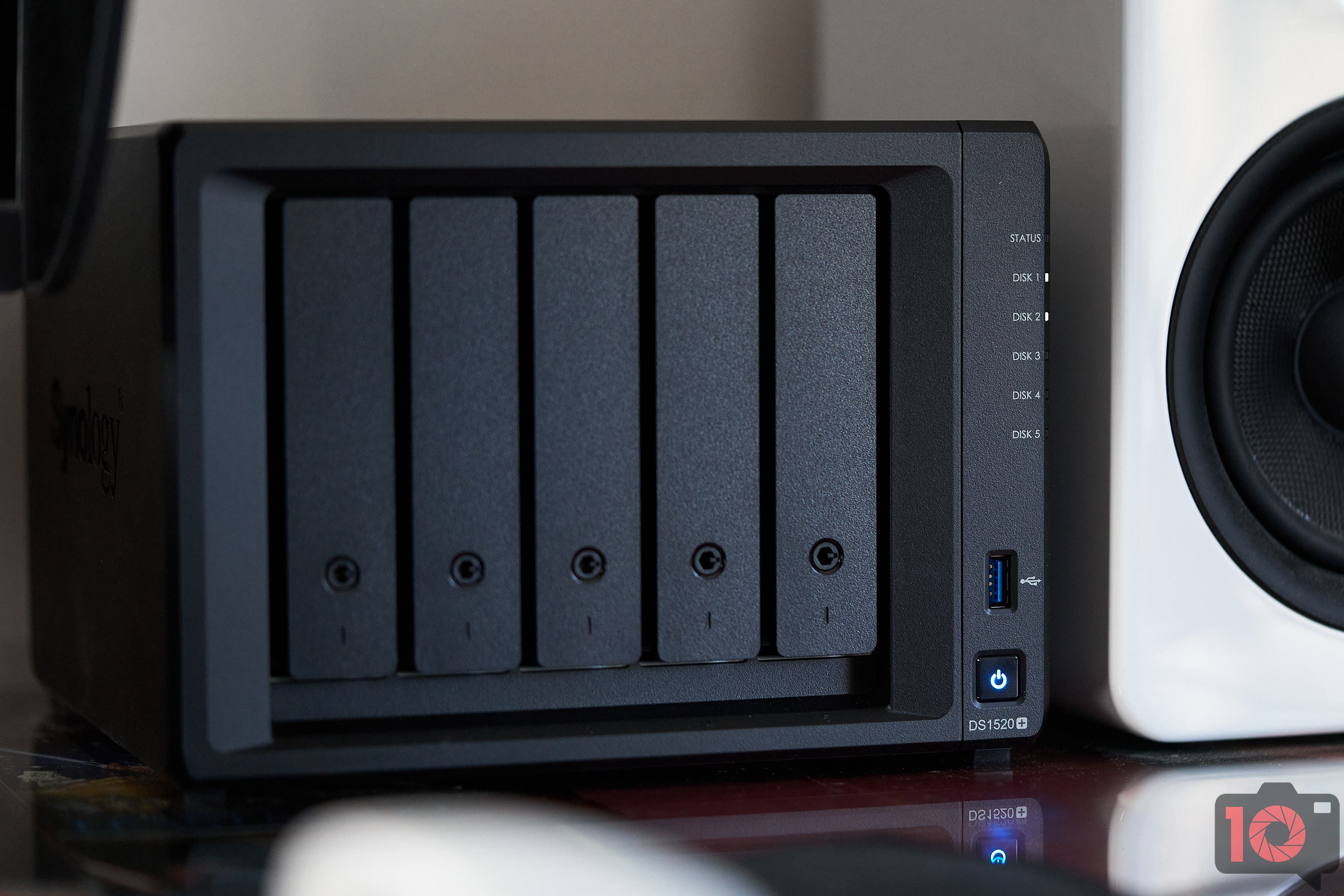 Photography Storage and a Whole Lot More: Synology DS1520+ Review