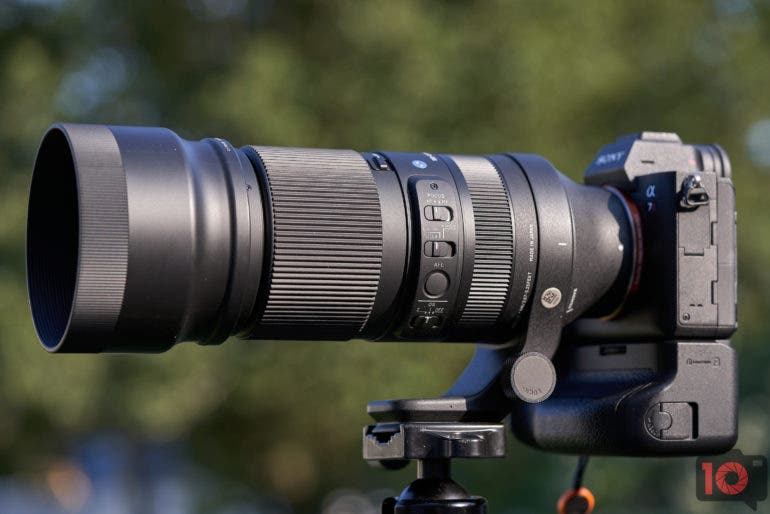 Affordable Superzoom: Sigma 100-400mm F5-6.3 DG DN OS Review