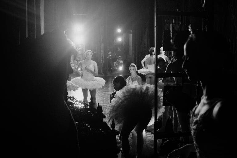 Pedro Vidal's Beautiful Behind the Scenes Ballet Will Leave You in Awe
