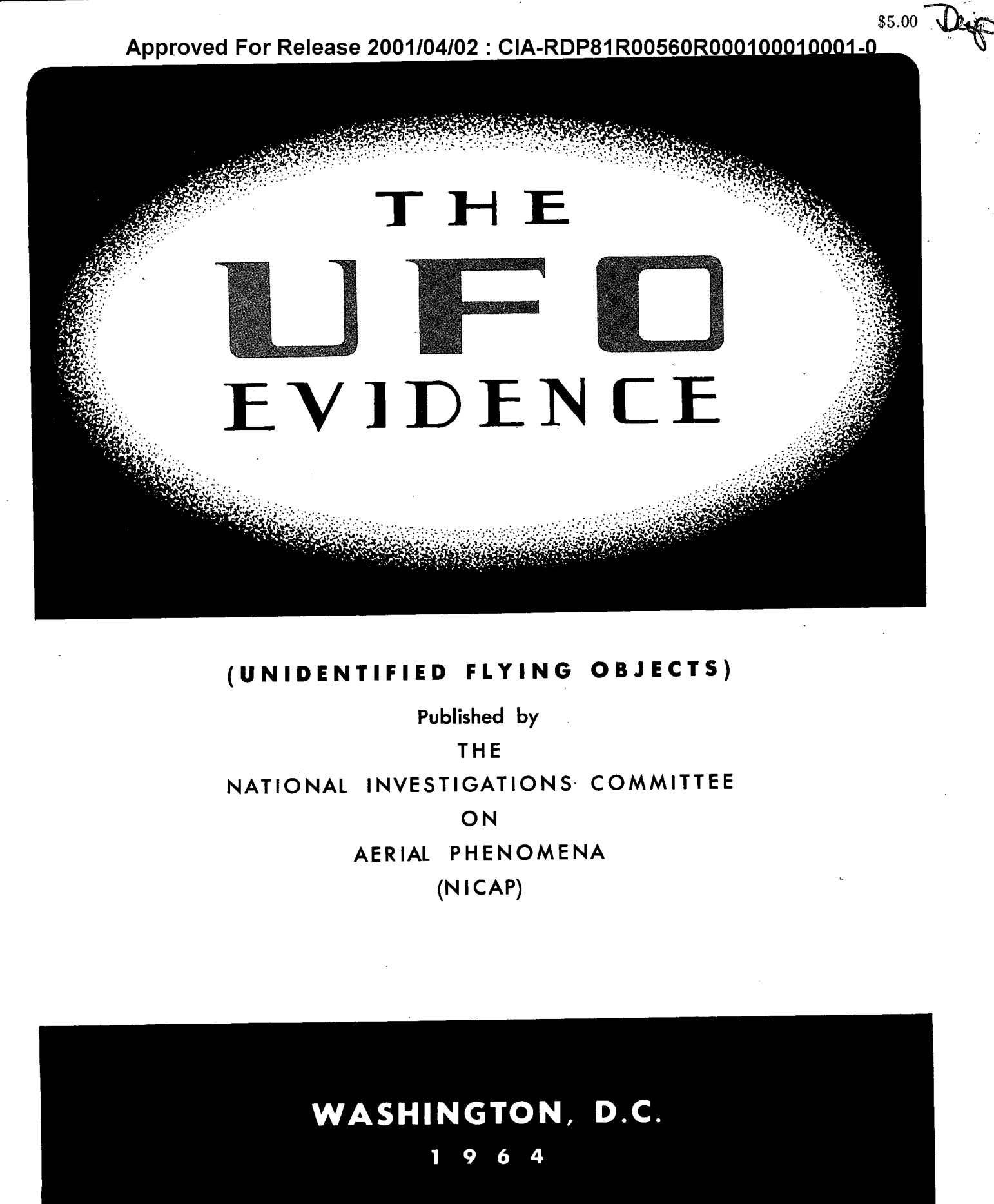 How the CIA Made a Checklist on Photographing UFO Sightings