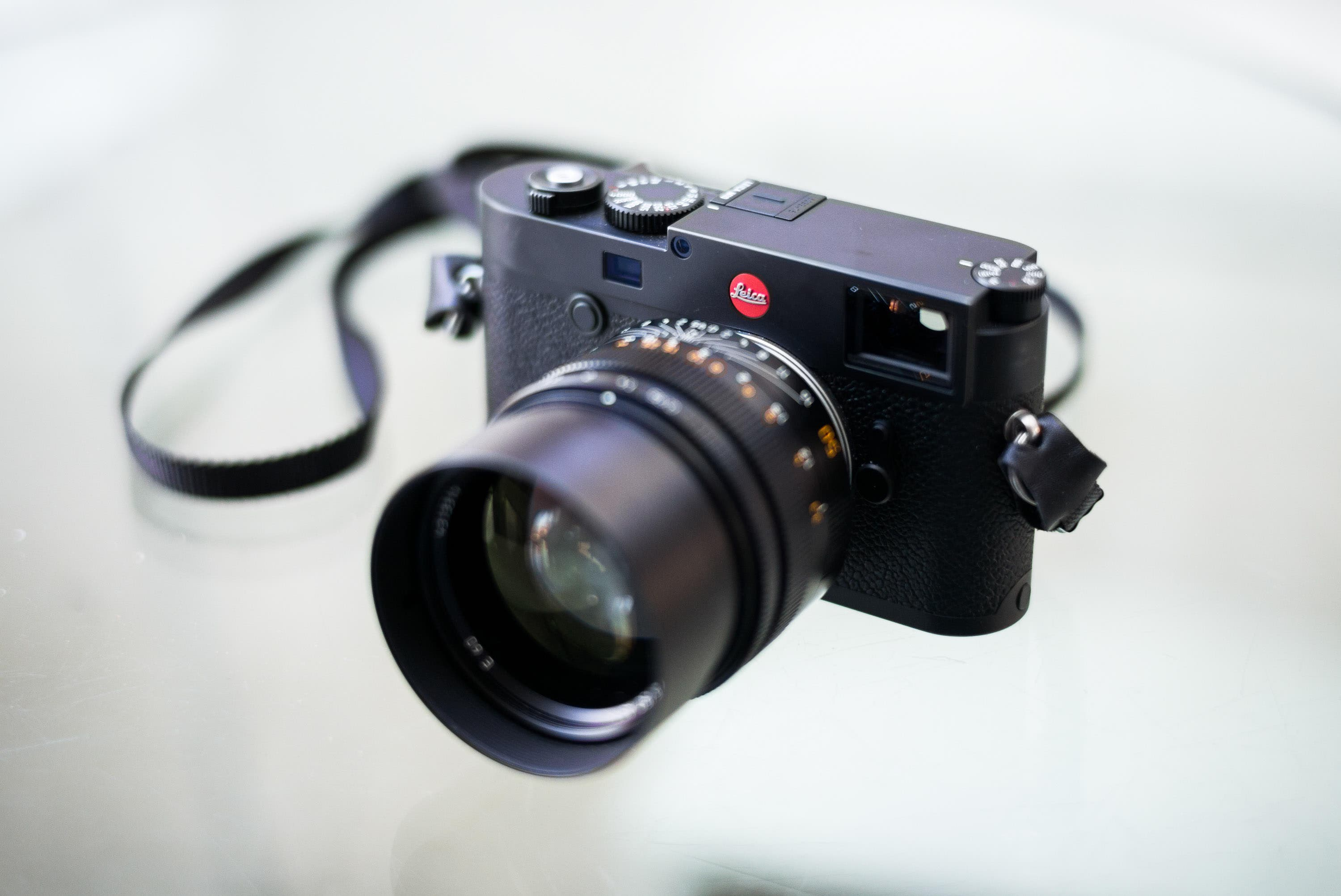 Douglas Fry's Love Story About the Leica M10 and a 50mm