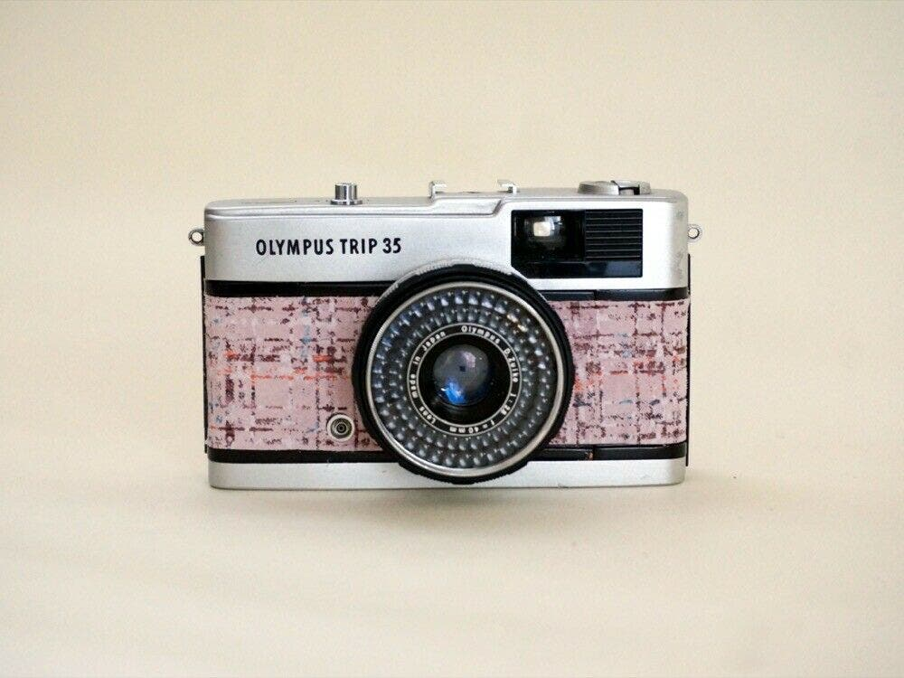 Time to Meet Some of the Most Gorgeous Olympus Trip 35 Cameras Ever!