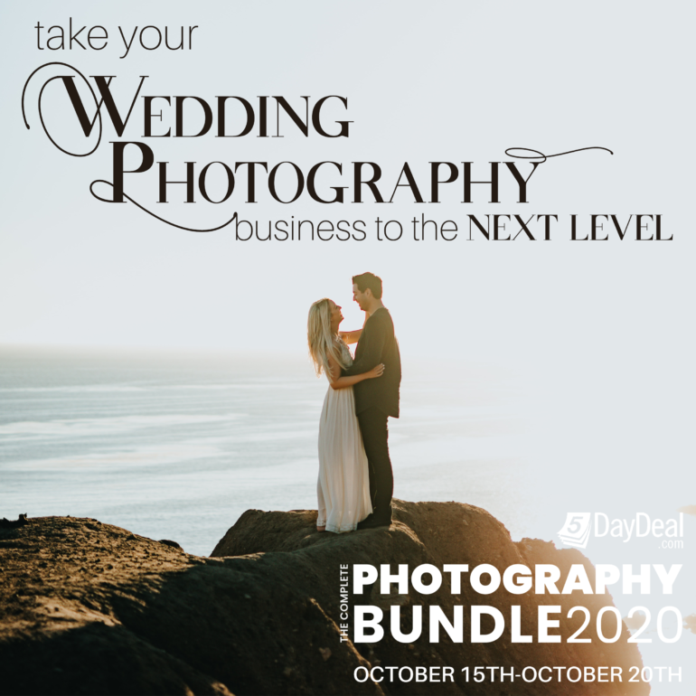 5DayDeal: The $89 Complete Photography Bundle Deal Ends Today