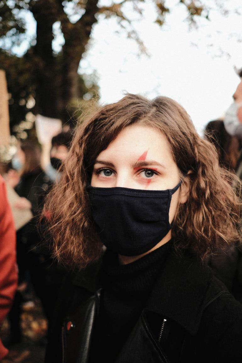 Kacper Zapałowski Documents the Real People of Poland's Protests
