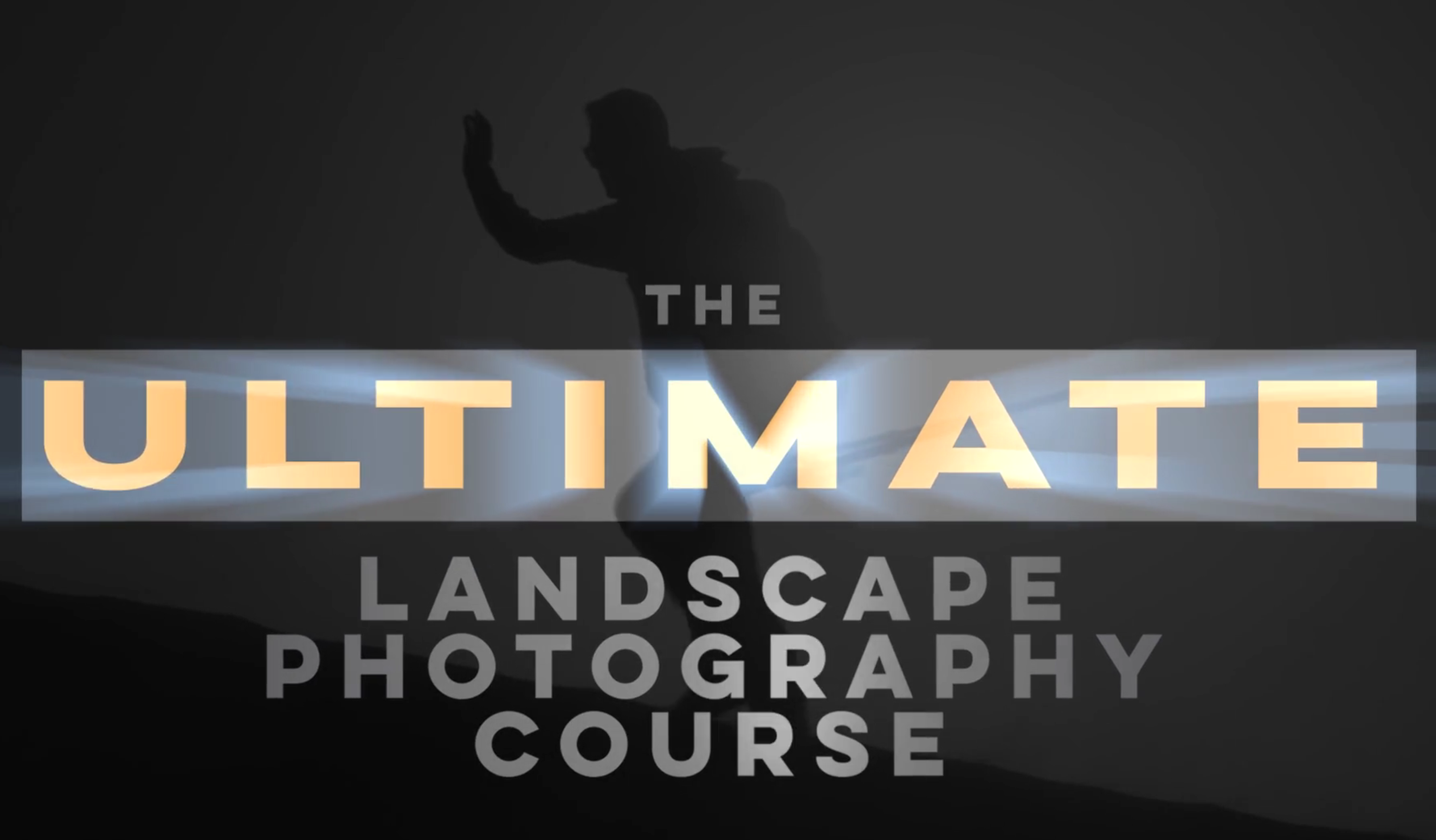 A Great Guide For Everyone: Ian Plant's Landscape Photography Course
