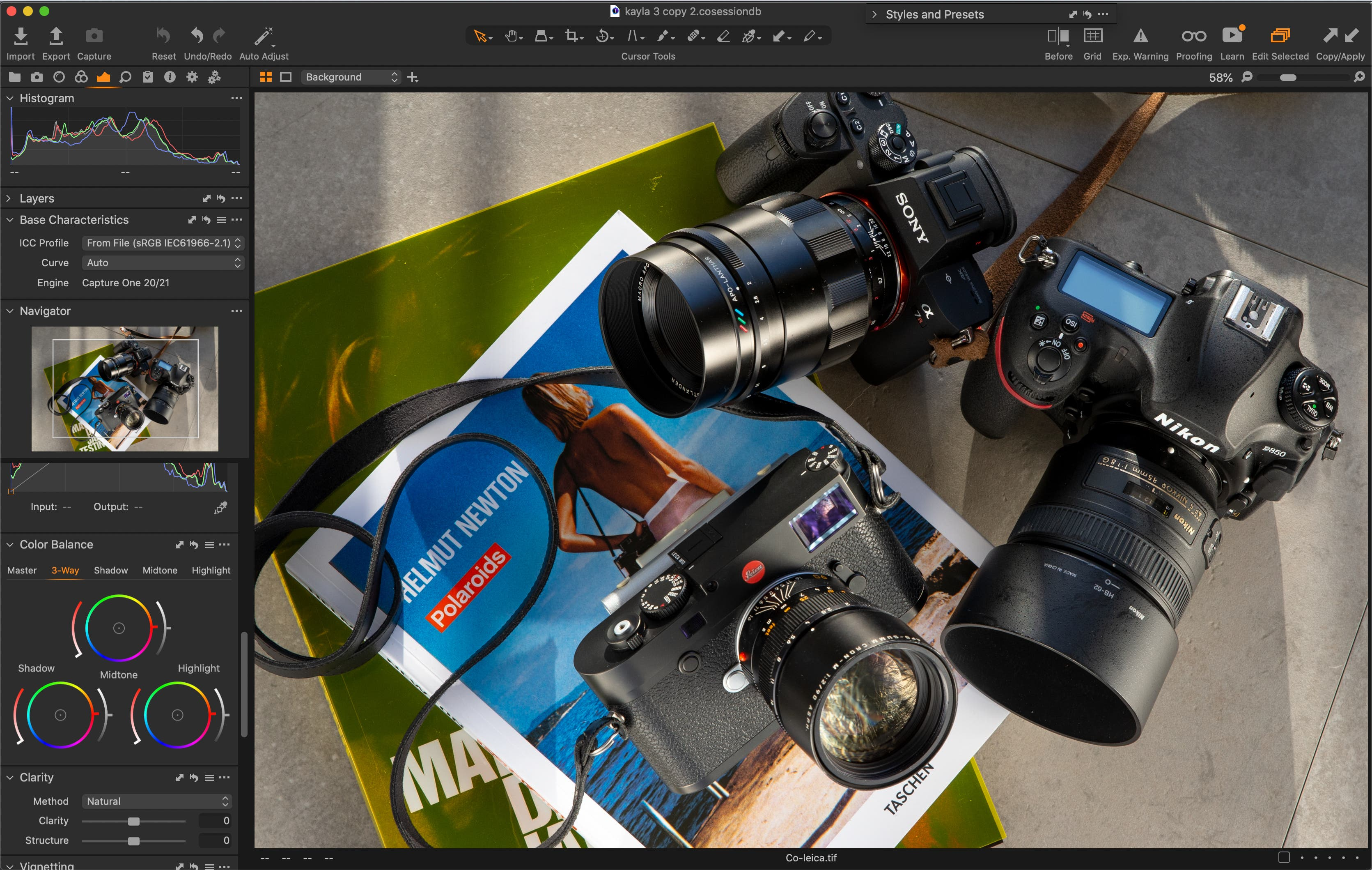 Capture One Has Been Our Standard for Years. And It Just Got Better