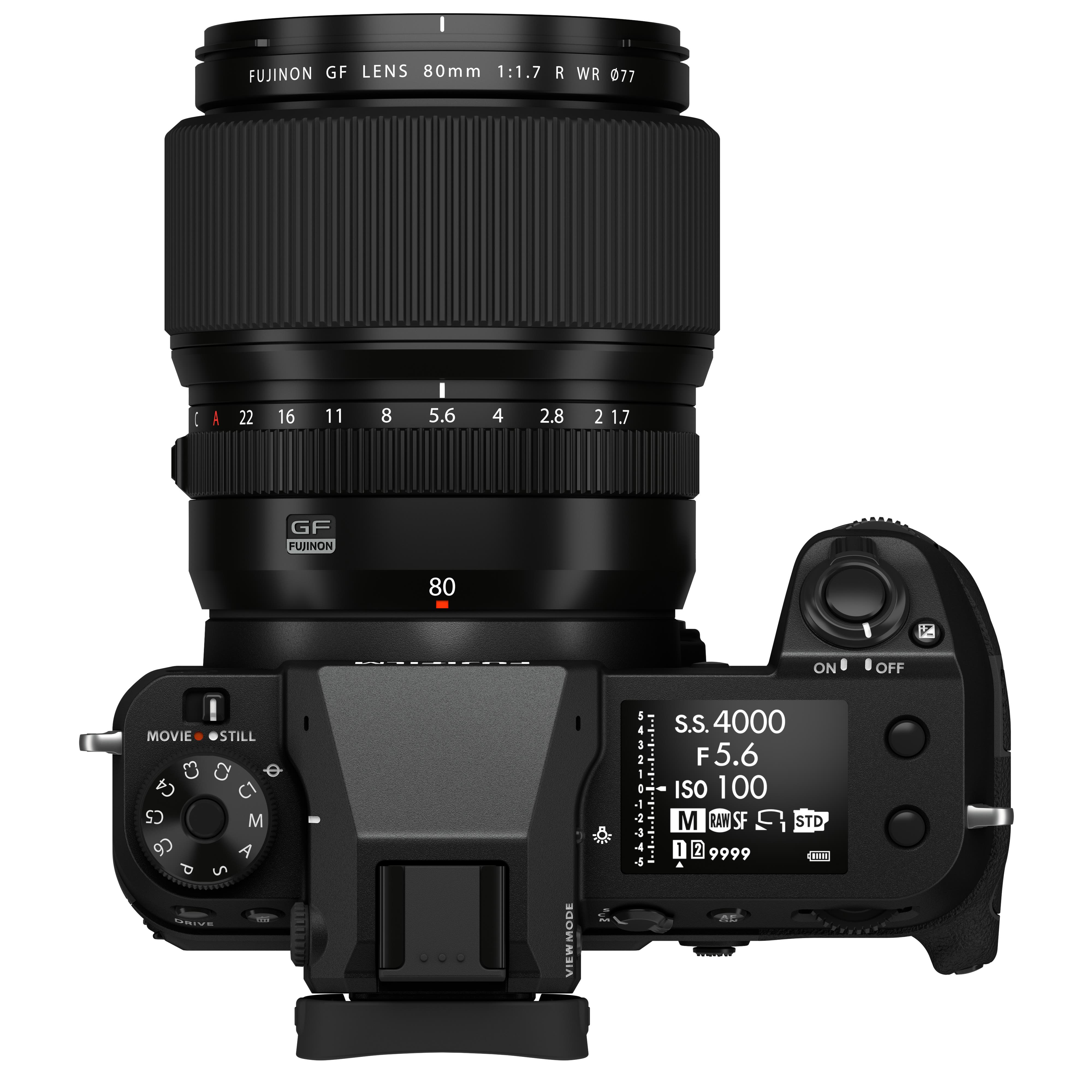 Fujifilm's New GFX100S and GF80mm F1.7 Are Stunners!