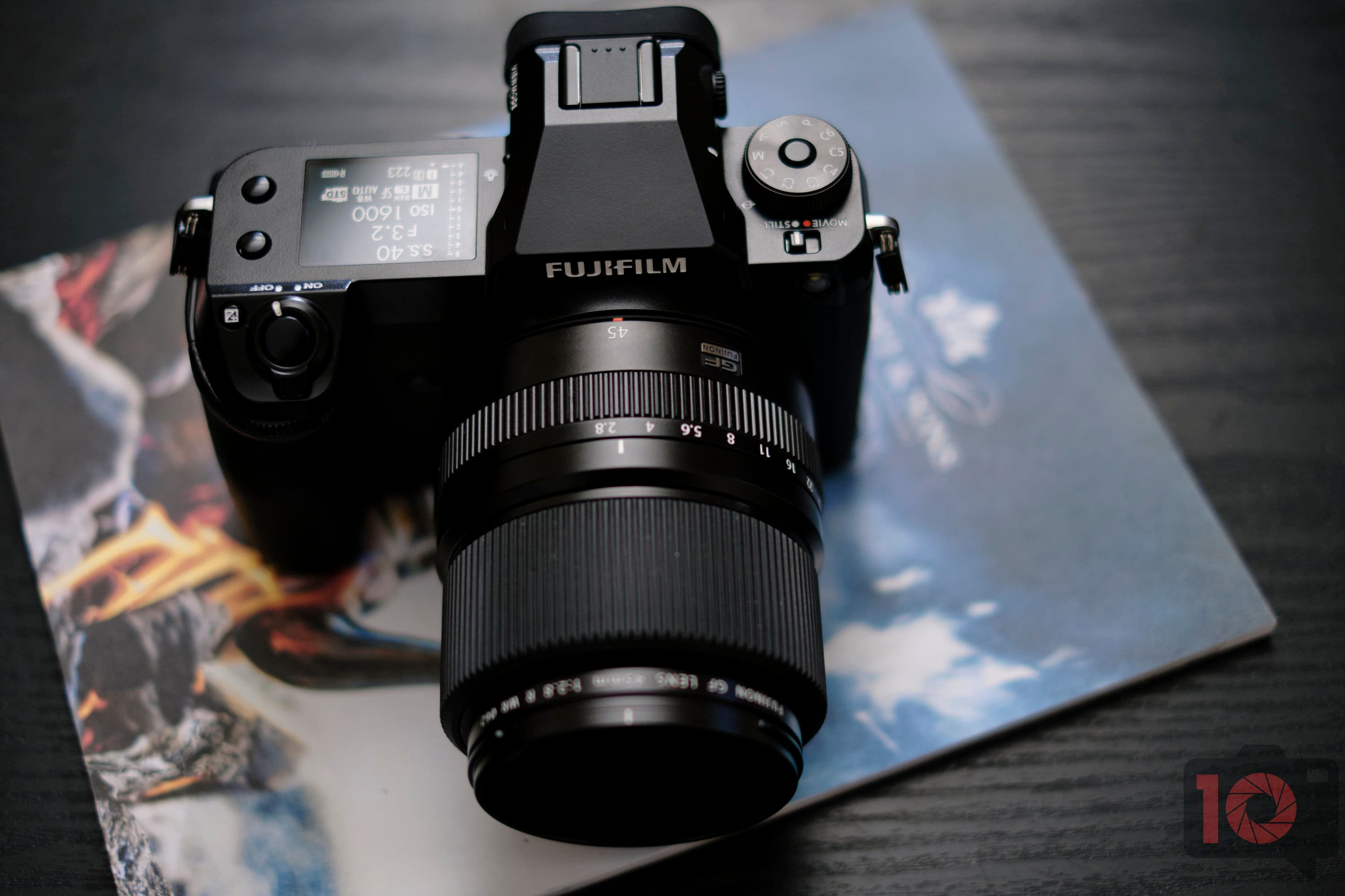 You Need to Hold This! Fujifilm GFX 100S First Impressions