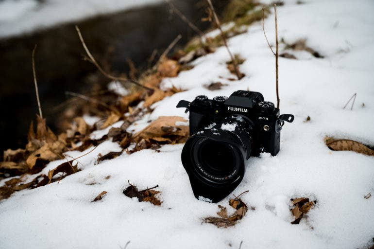 Weather-Sealed Photography Gear