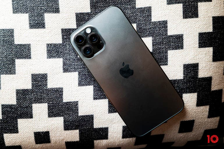There's Better. Apple iPhone 12 Pro Max Camera Review