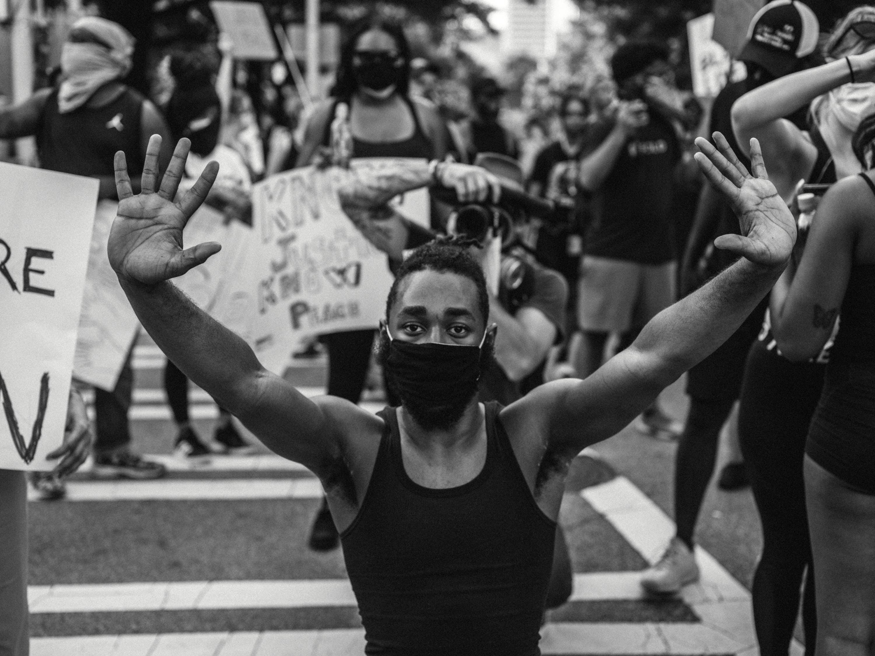 Lynsey Weatherspoon Shares Her Strong Feelings on Photographing BLM