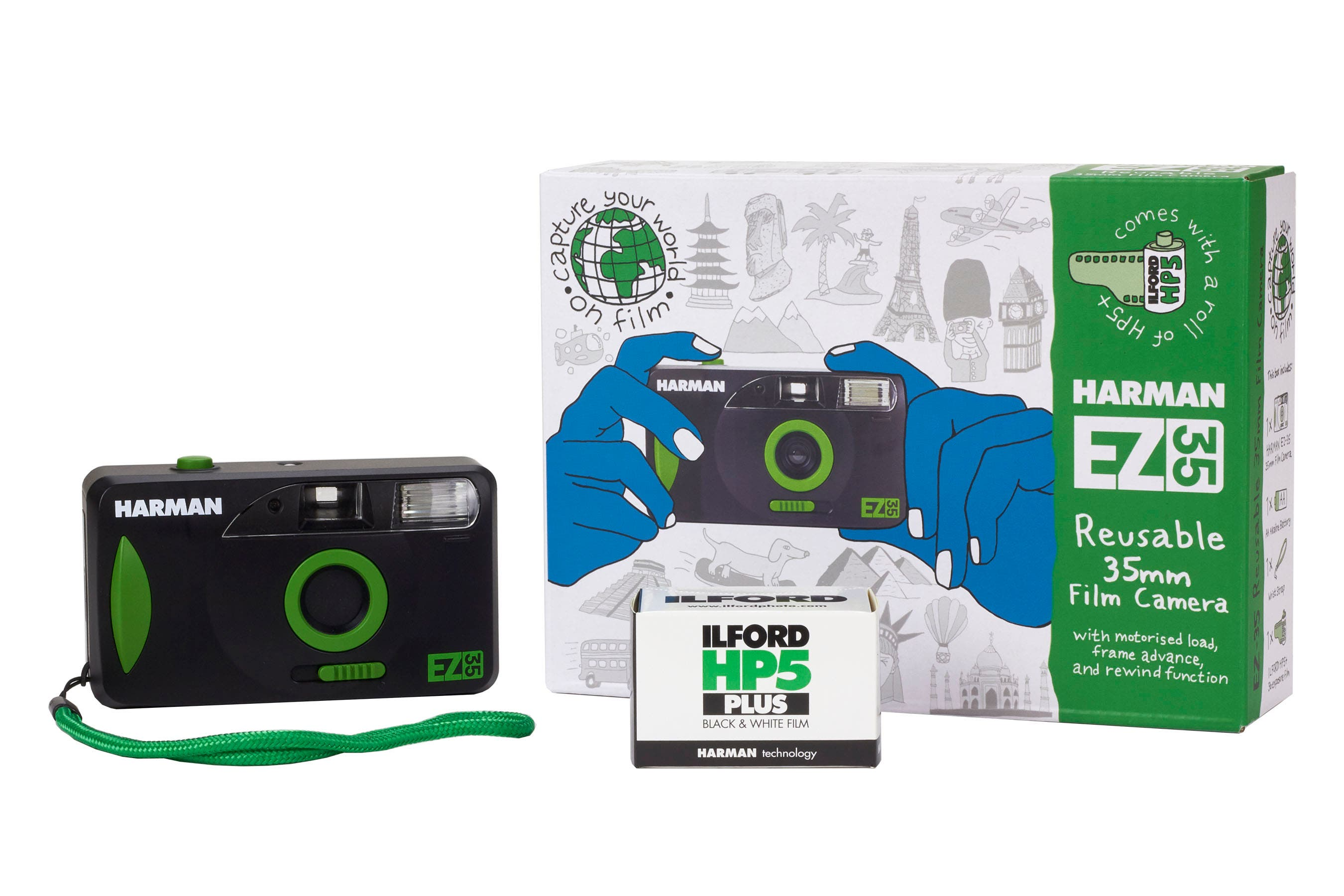 thephoblographer.com - The Harman EZ35 Offers a Quick and Easy Way Into Film photography