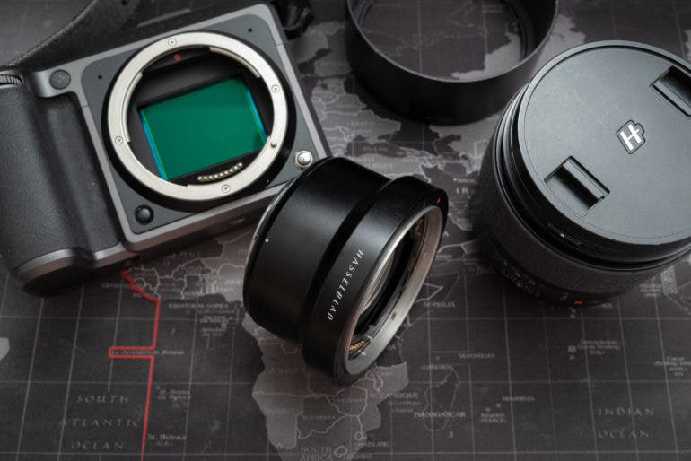 Big, Slow, and Pricey: Hasselblad XH Converter 0.8 Review