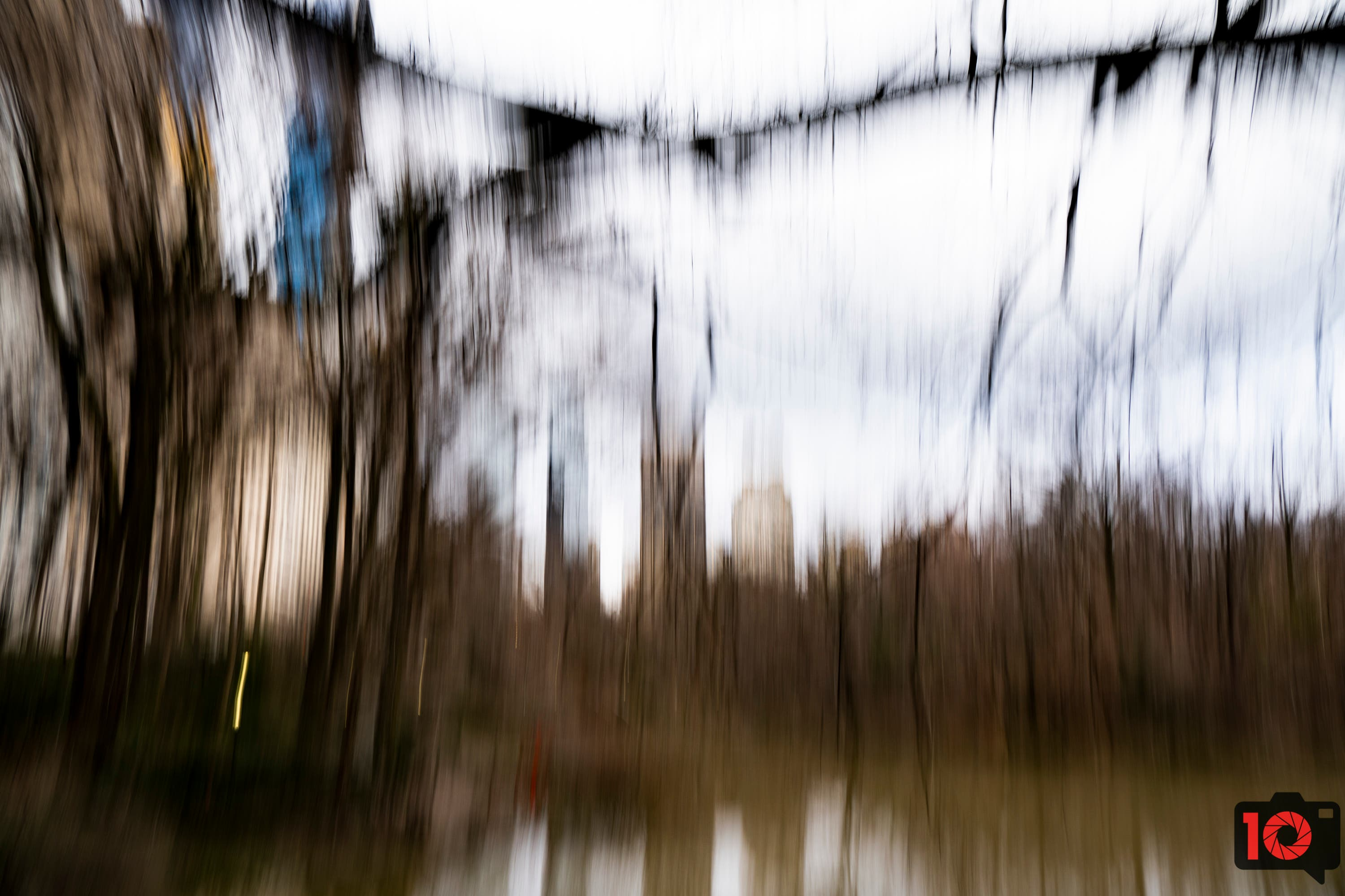 Intentional Camera Shake: How to Make Paintings Using Your Camera