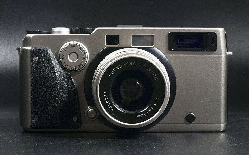 Behold One of the Most Beautiful Fujifilm Cameras You've Ever Seen