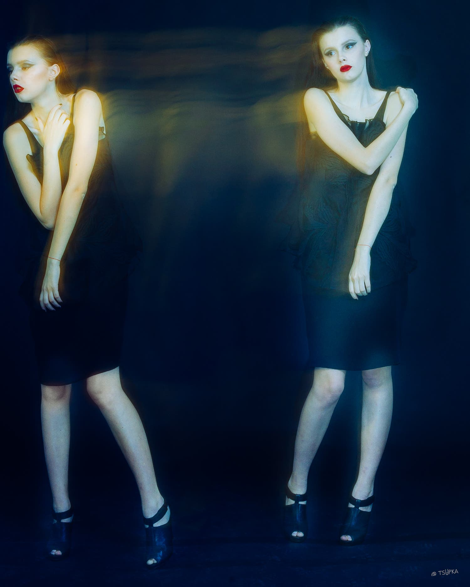 How Ivan Tsupka Shot These Striking, Ghostly Photos