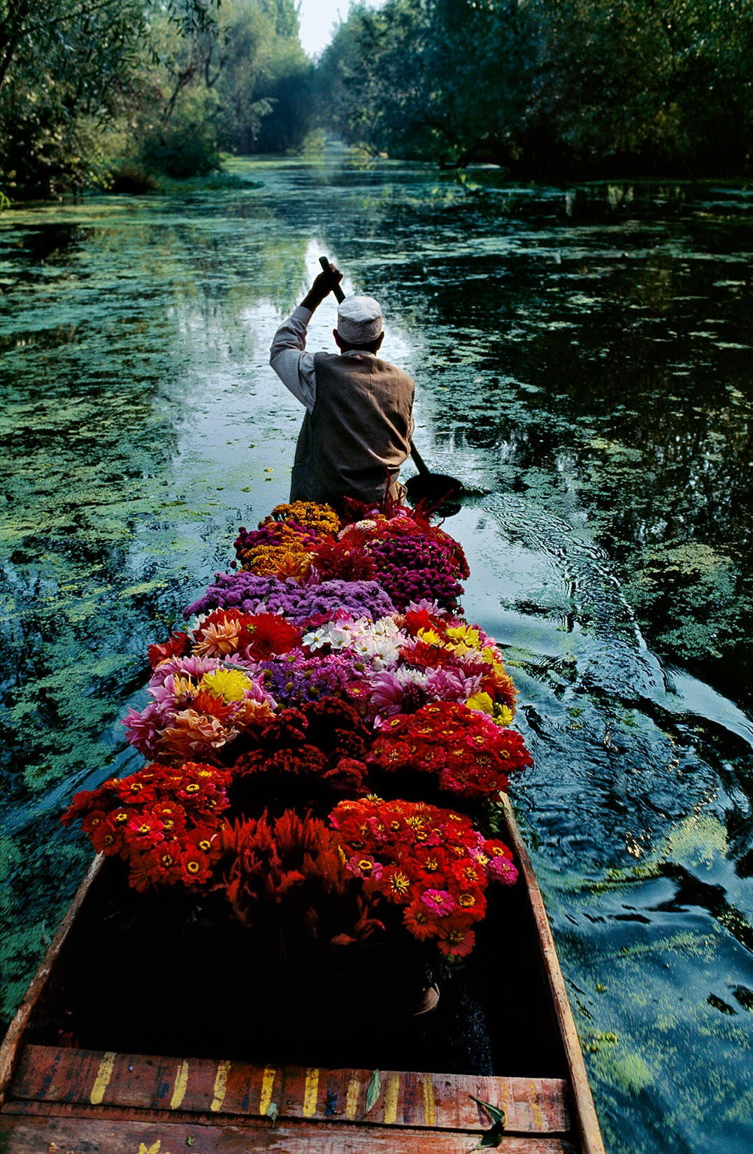 Magnum Photographer Steve McCurry on The Importance of Being Curious