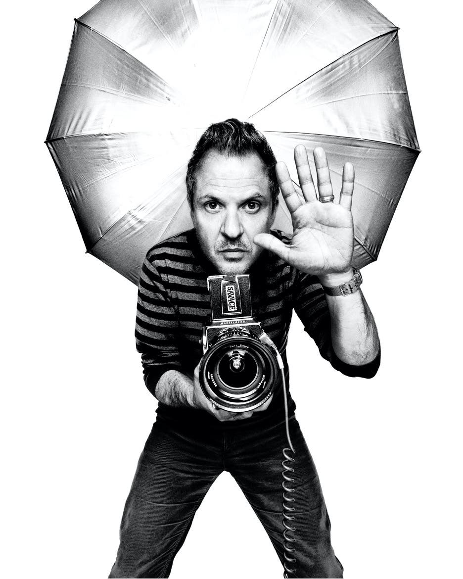 Platon: The Man Who's Far More Than a Photographer