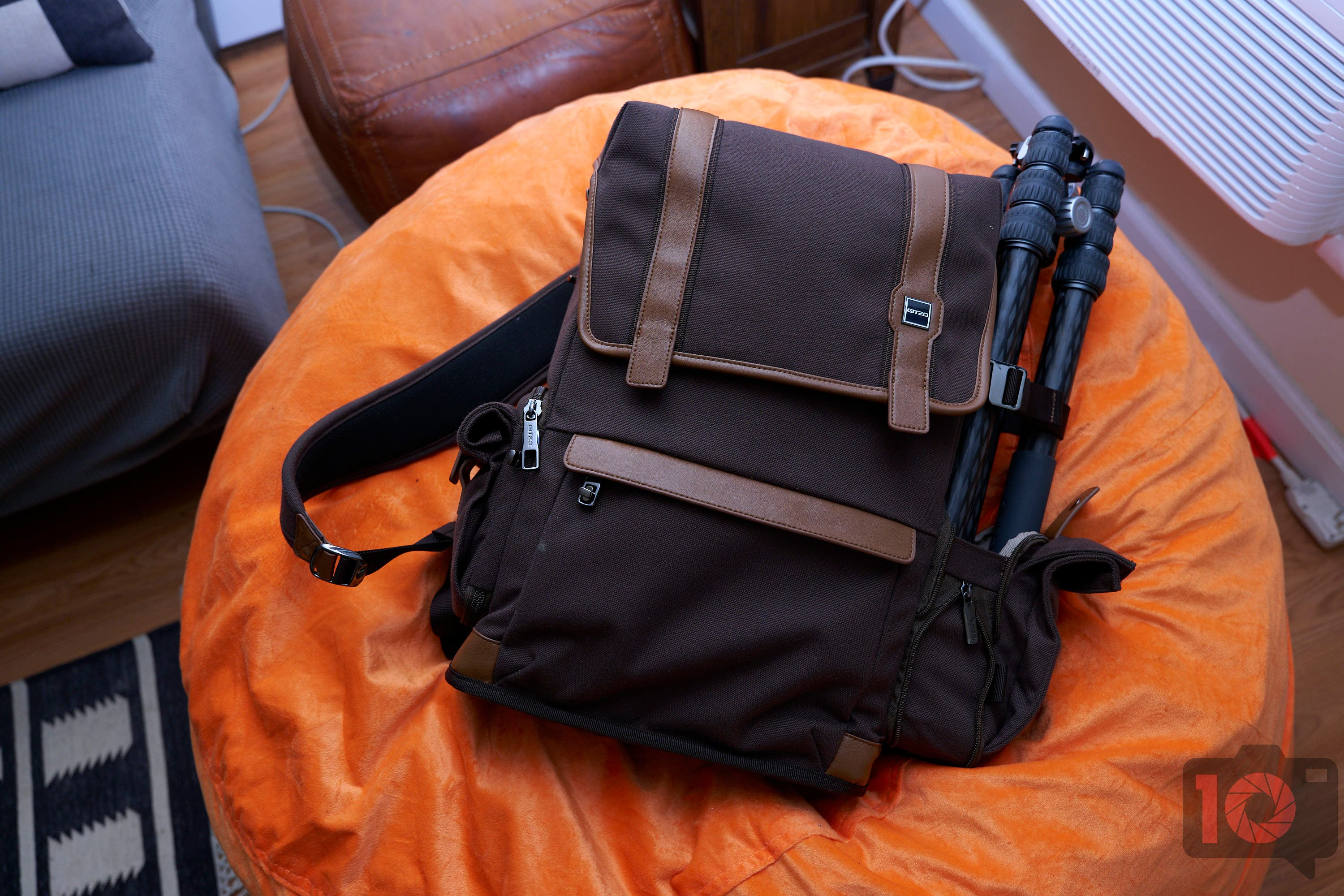 A Beautiful Mess: Gitzo Legende Backpack Review