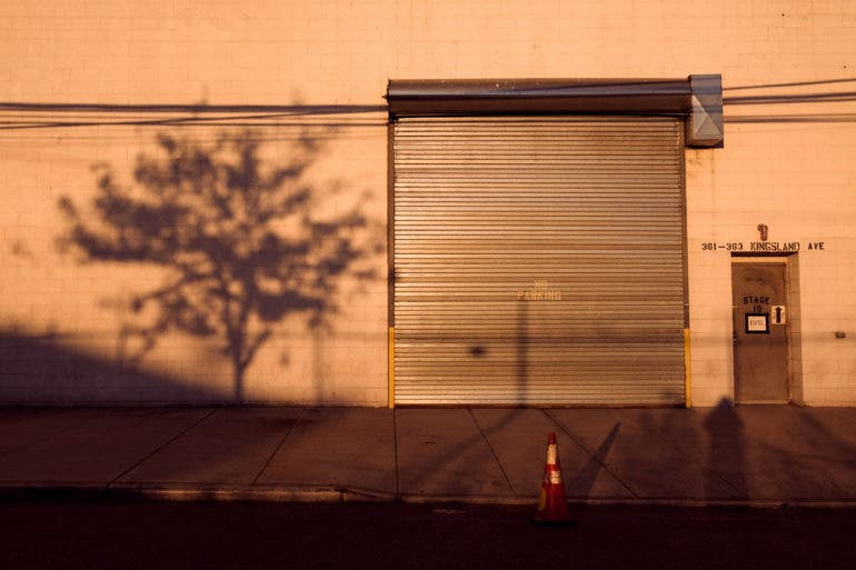 a photo walk image of a factory