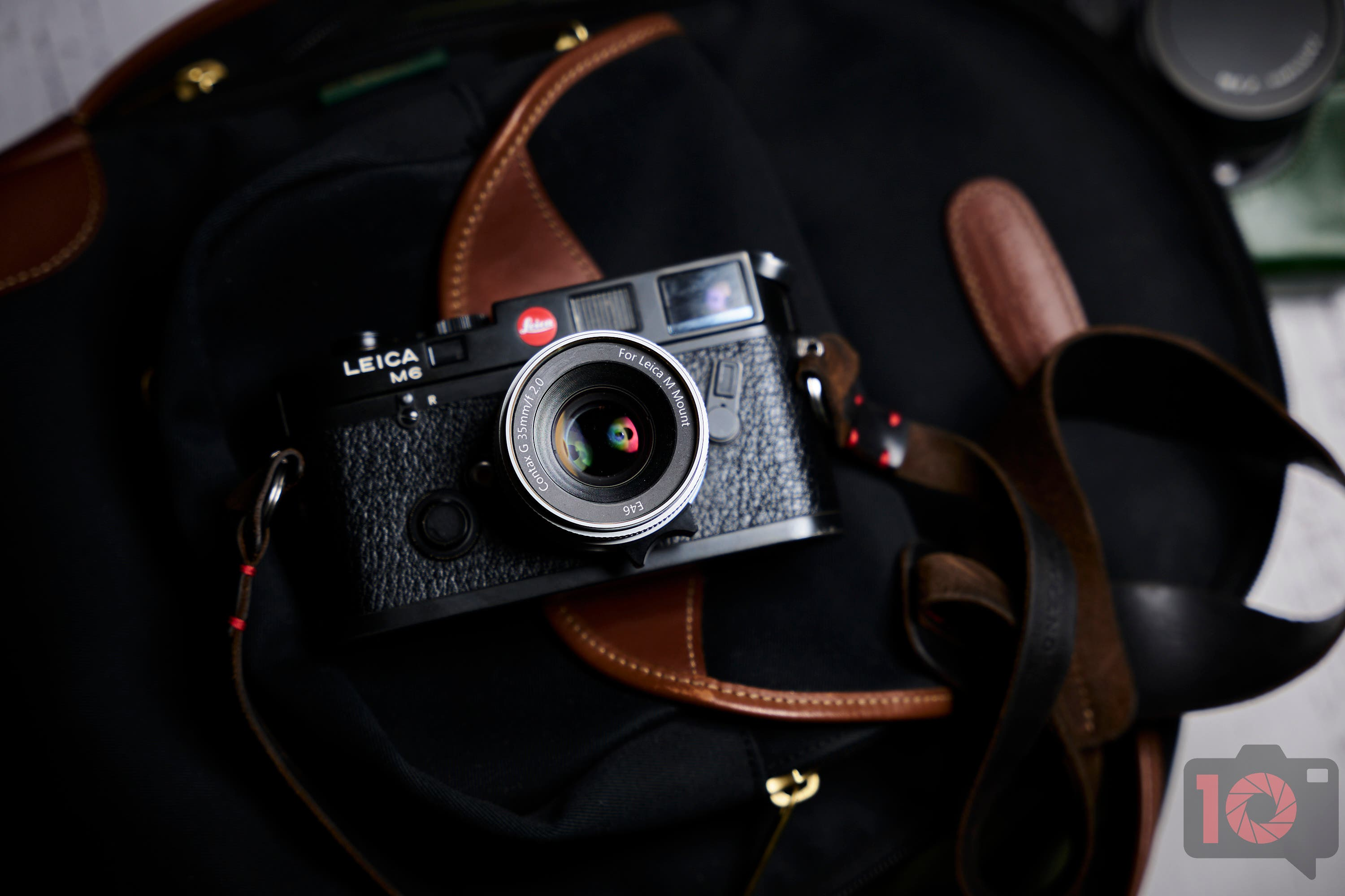Pure Magic. Funleader Contax 35mm f2 G for Leica M Review