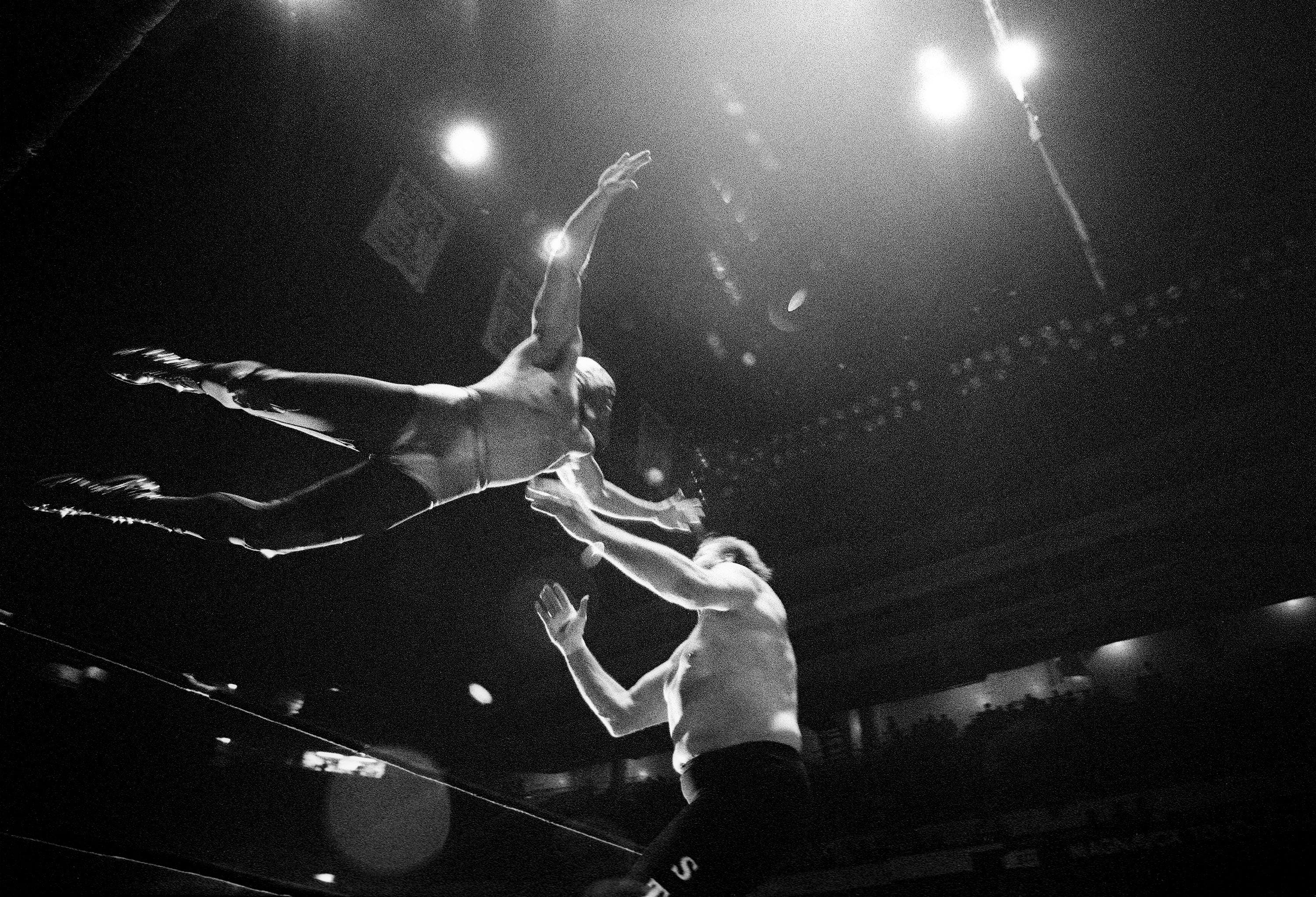 Greg Bowl Takes Into the Unique and Mysterious World of Pro Wrestling