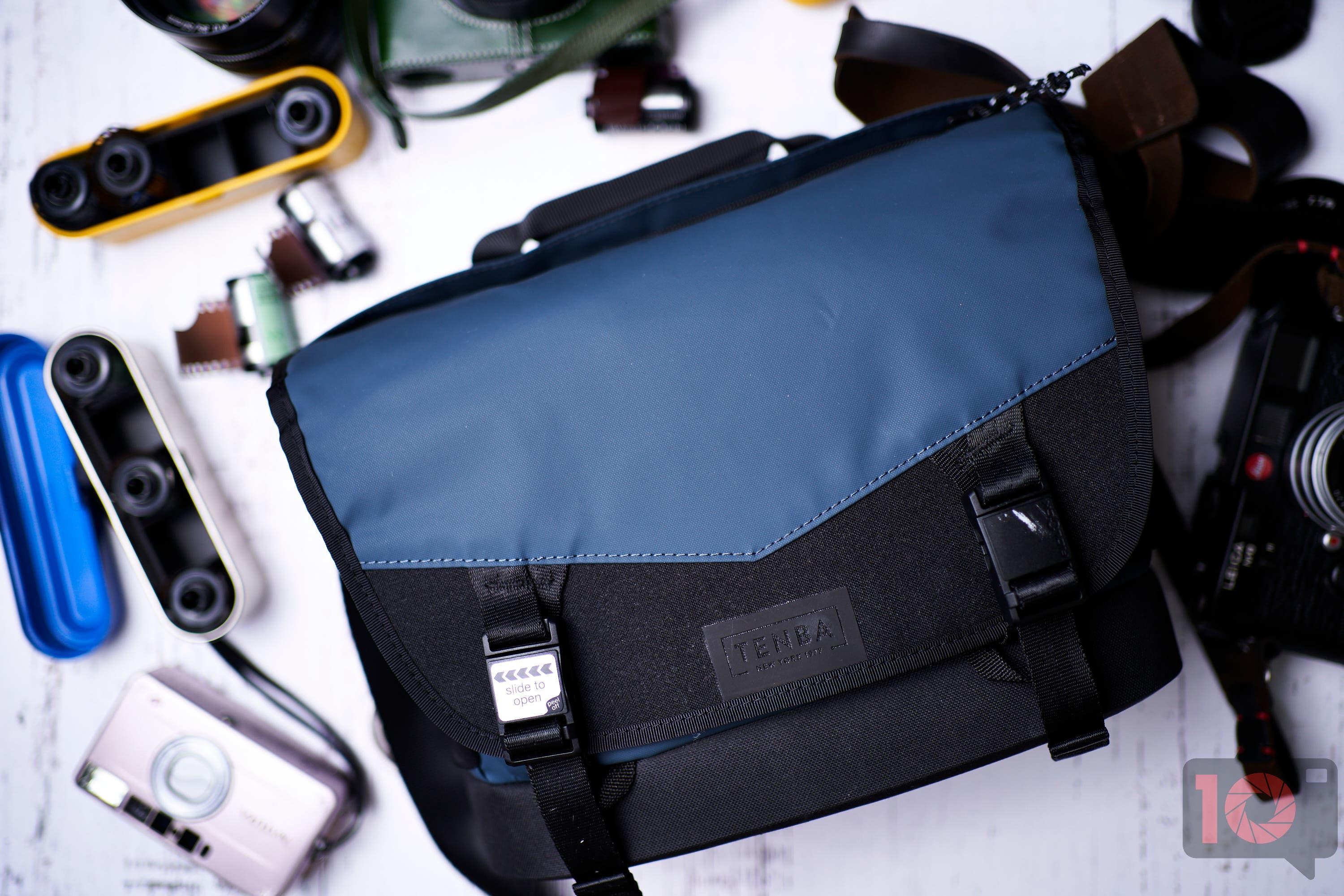 Bring Just What You Need. Tenba DNA 9 Bag Review.