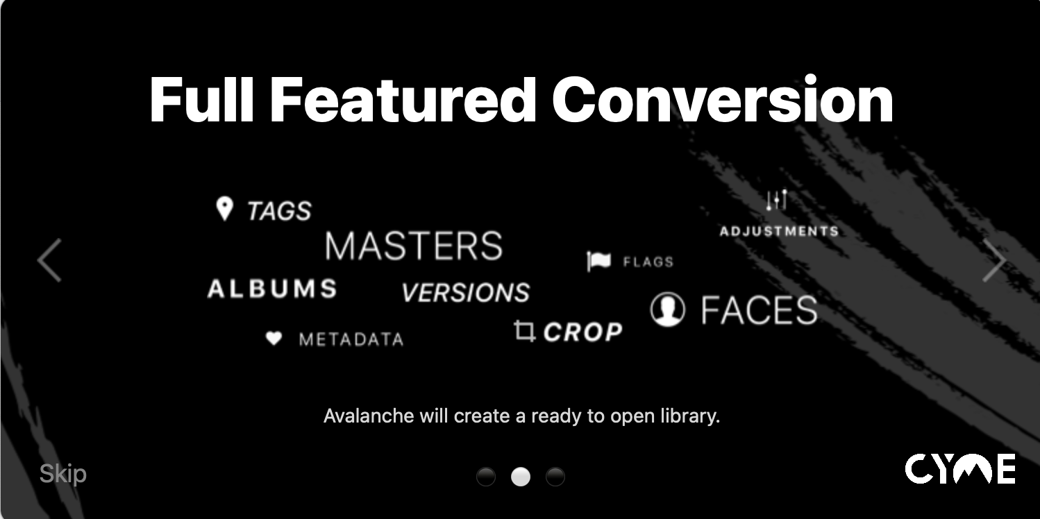 Avalanche Helps Lightroom Users Easily Migrate to Capture One