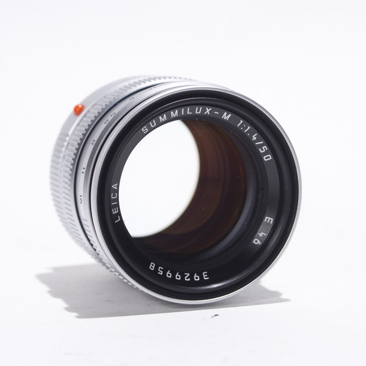 There's Something Very Special About This Leica 50mm F1.4 Lens